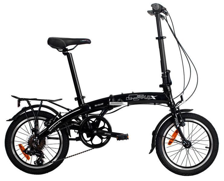 Велосипед FoldX