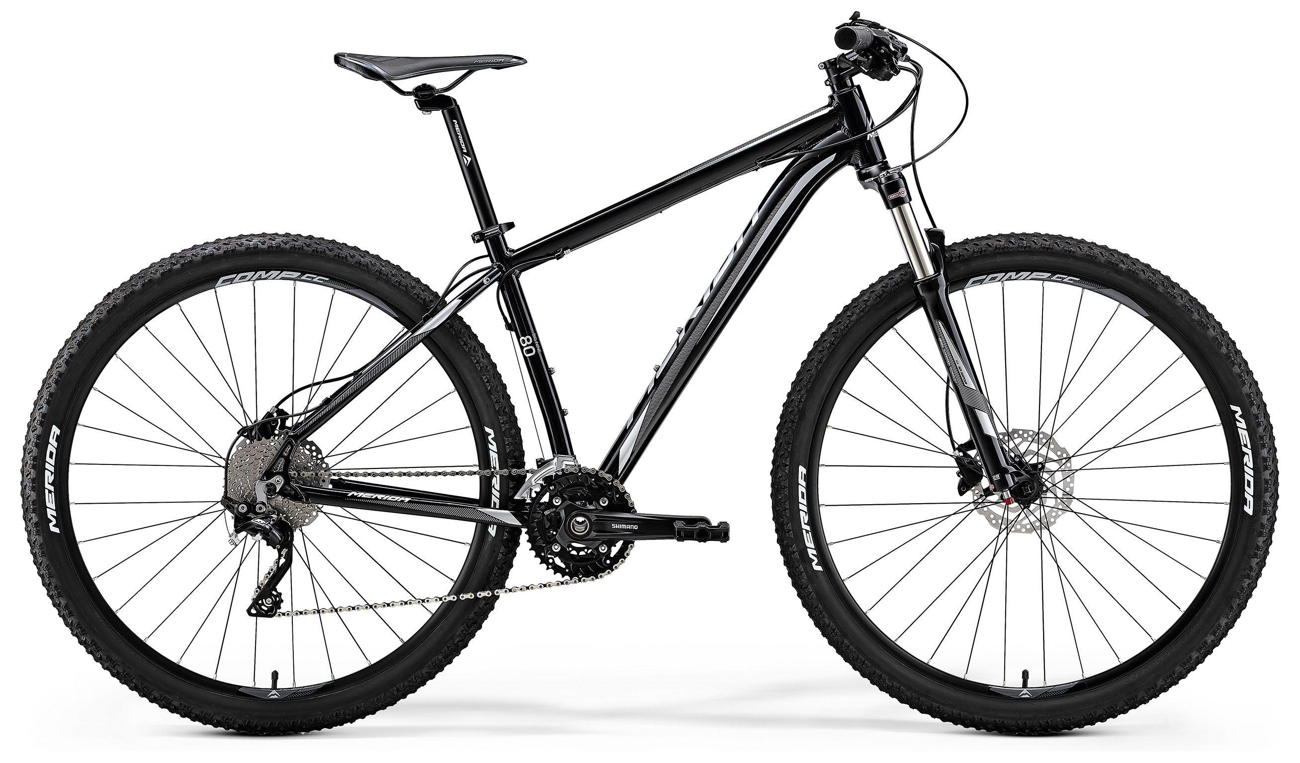Велосипед Merida Big.Nine 80-D 2018