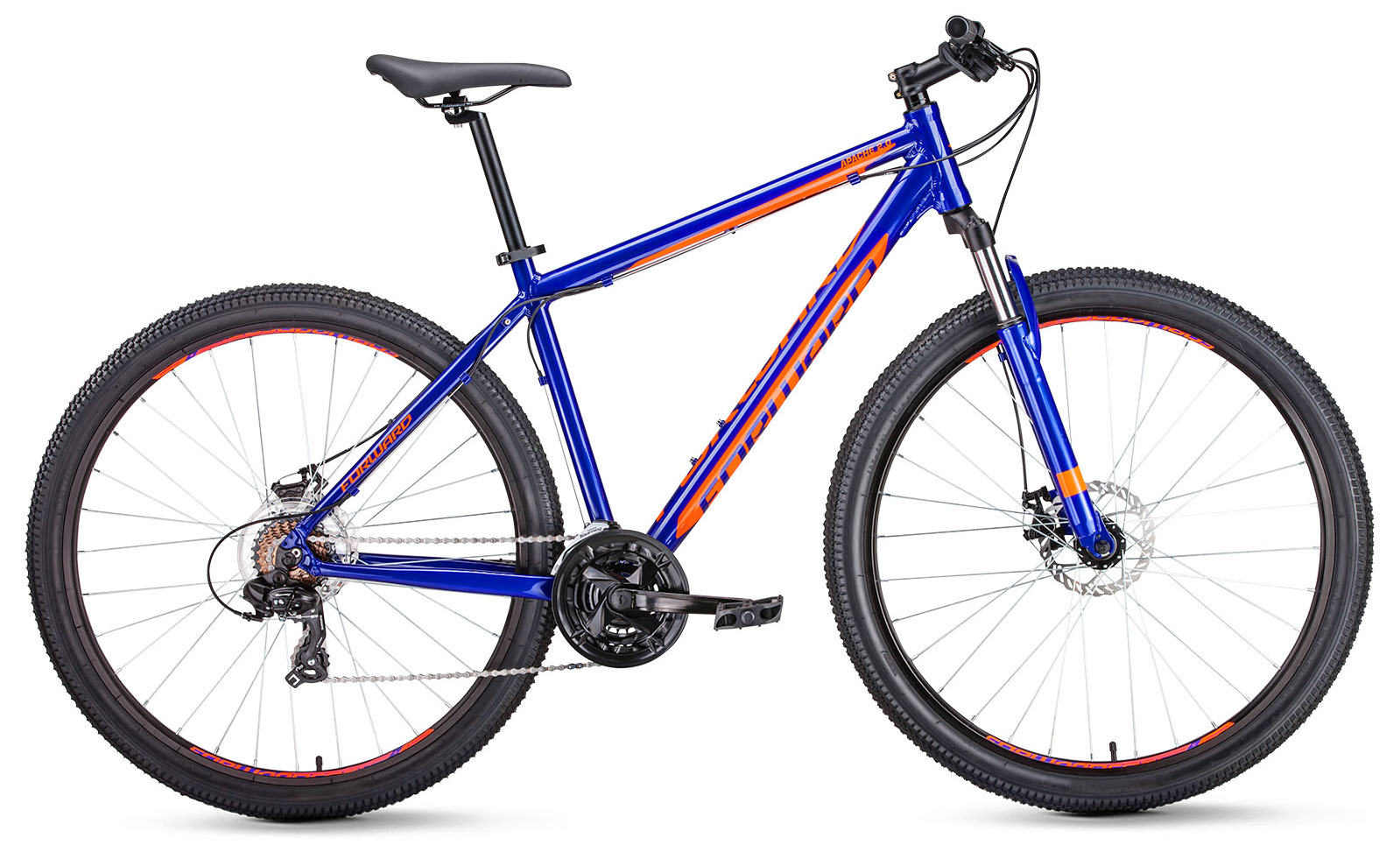 Велосипед Forward Apache 29 2.0 disc 2019