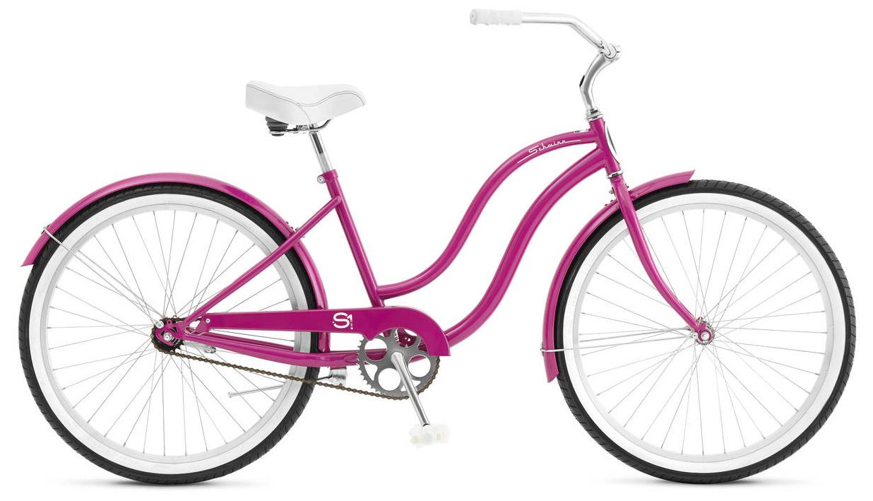 Велосипед Schwinn S1 Women 2019 велосипед schwinn traveler women 2018