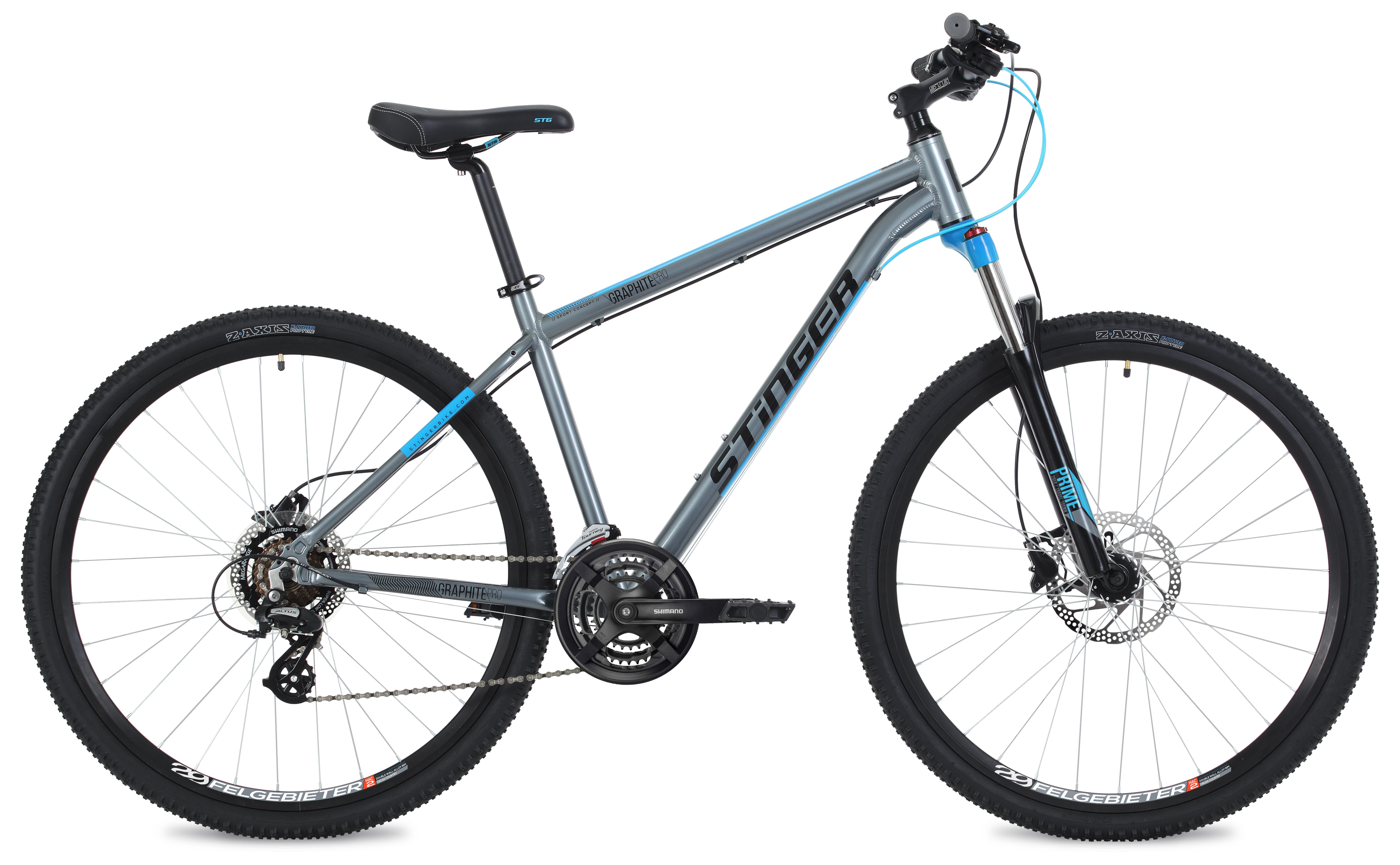 Велосипед Stinger Graphite Pro 29 2019