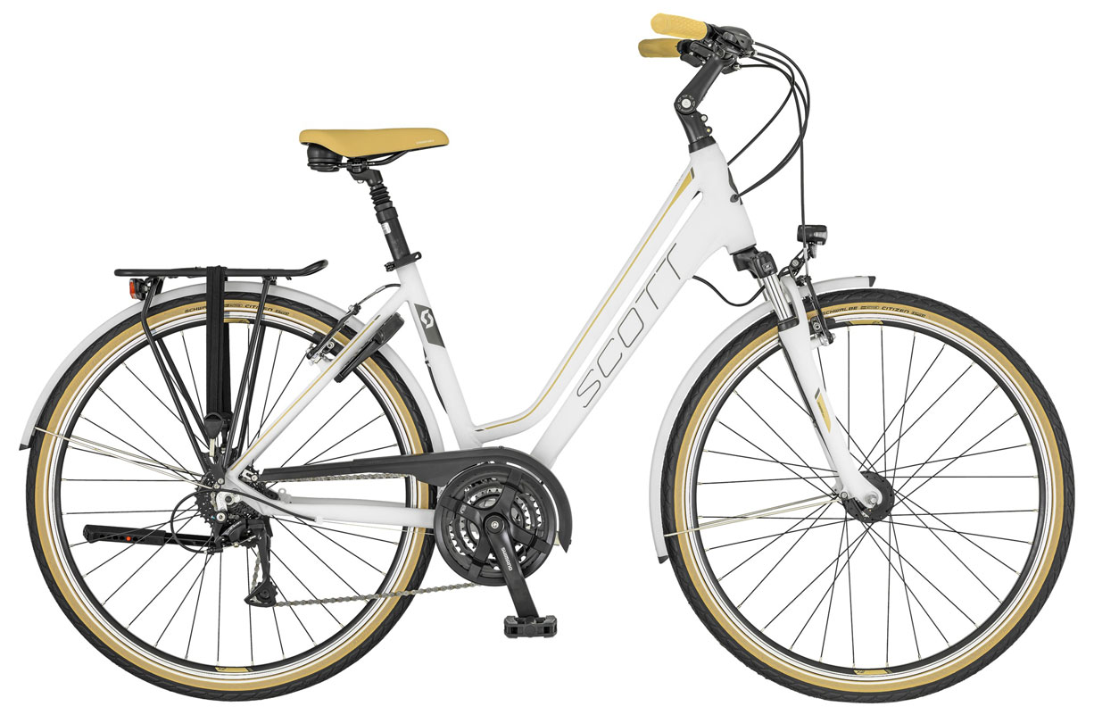 Велосипед Scott Sub Comfort 10 Unisex 2019