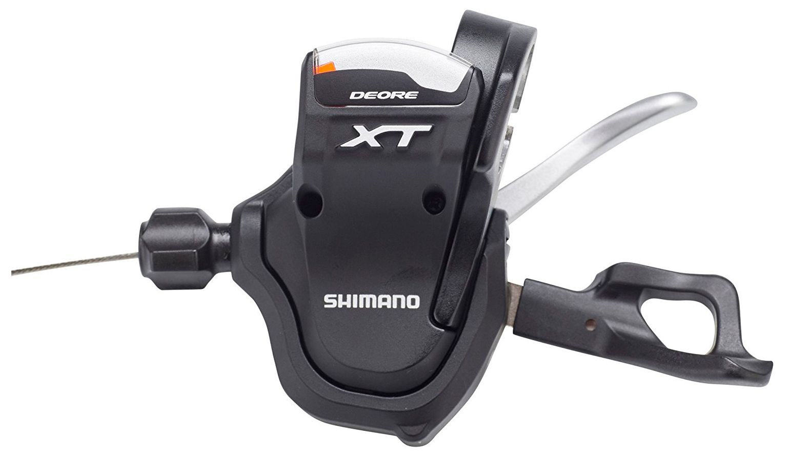 Запчасть Shimano Deore XT M780, лев, 3 ск. shimano deore xt m771 silver 9s 27s speed mtb bicycle rear derailleur part long cage