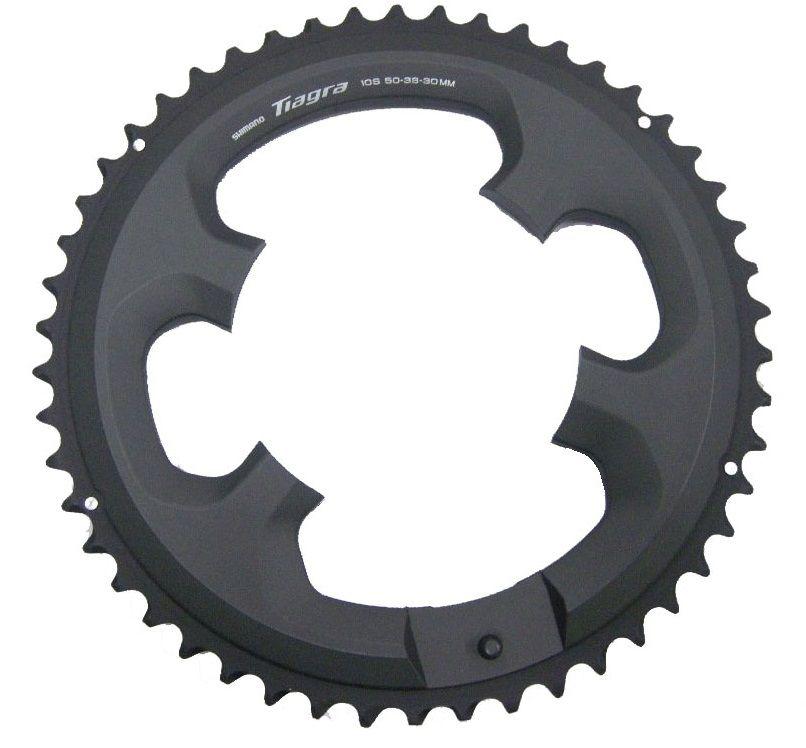 Запчасть Shimano передняя для FC-4700, 34T-MK, 50-34T звезда передняя shimano ultegra fc 6800 50t ma черная для 50 34t y1p498060