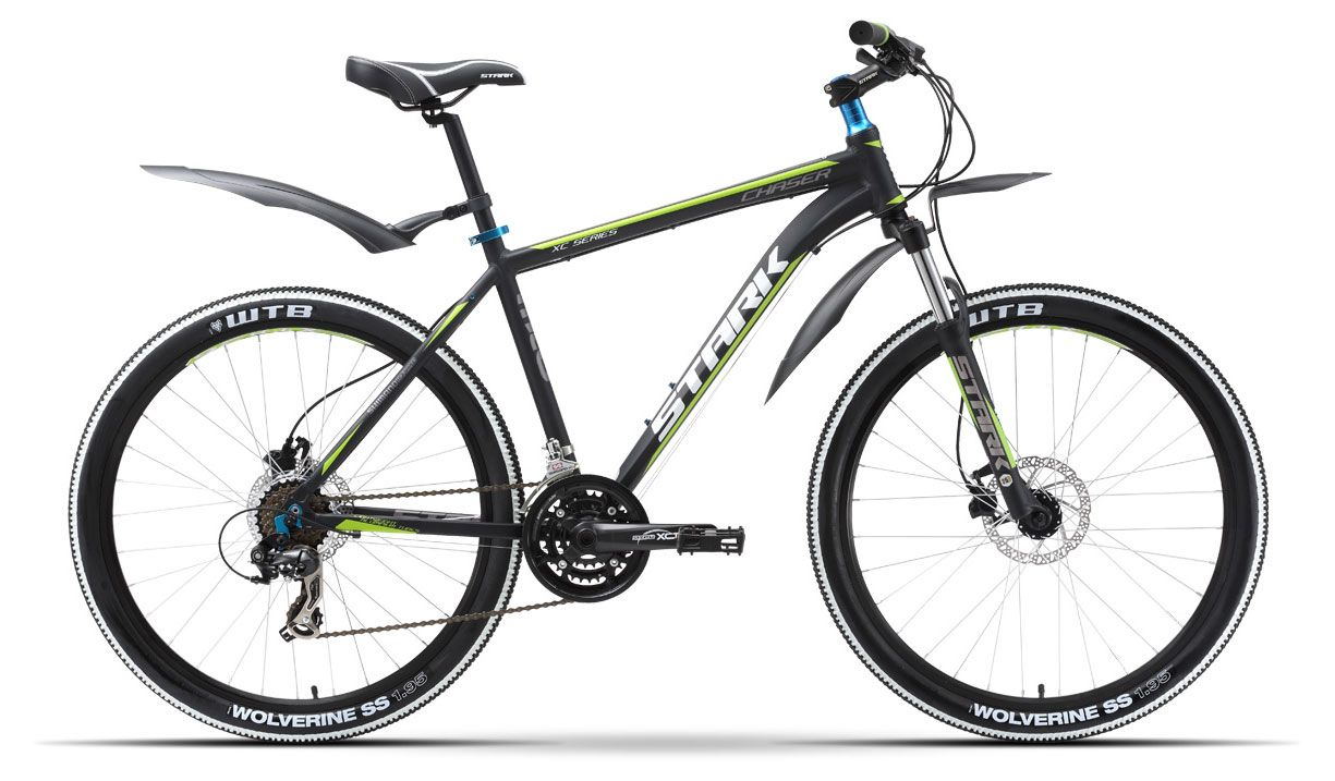 Велосипед Stark Chaser HD 2016 stark велосипед stark outpost disc 2016 сине оранжевый 20
