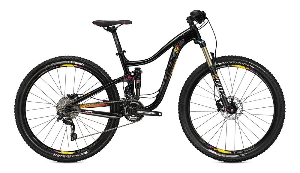 Велосипед Trek Lush S 27.5 2015 trek superfly 5 27 5 2015