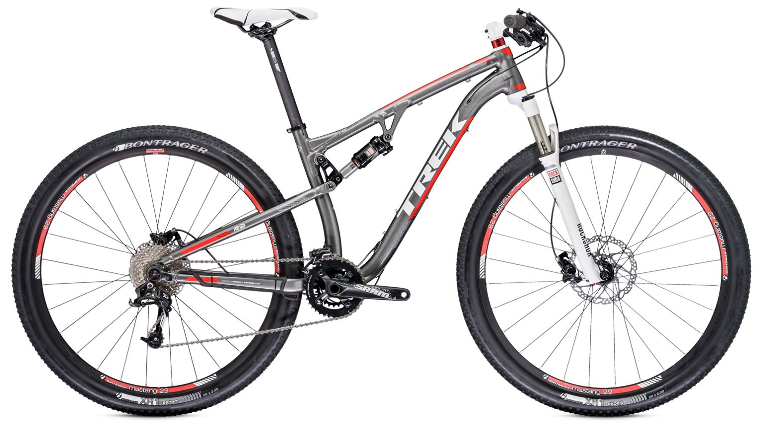 Велосипед Trek Superfly FS 7 2014,  Горные  - артикул:284042
