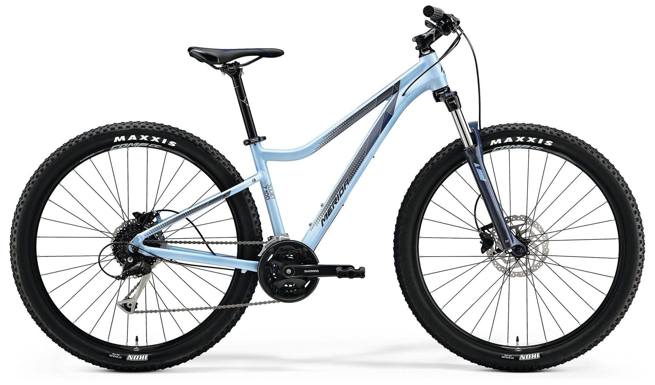 Велосипед Merida Juliet 7.100 2018 haojian складной велосипед 26 дюймов складной горный велосипед shimano скорость 21 передач двойного дисковые тормоза