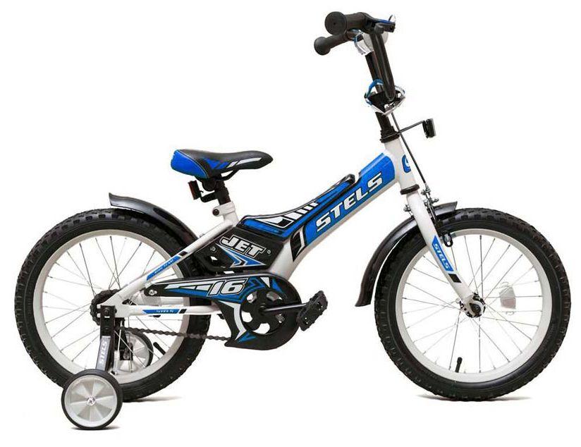 Велосипед Stels Jet 18 (Z010) 2018,  Детские  - артикул:293373