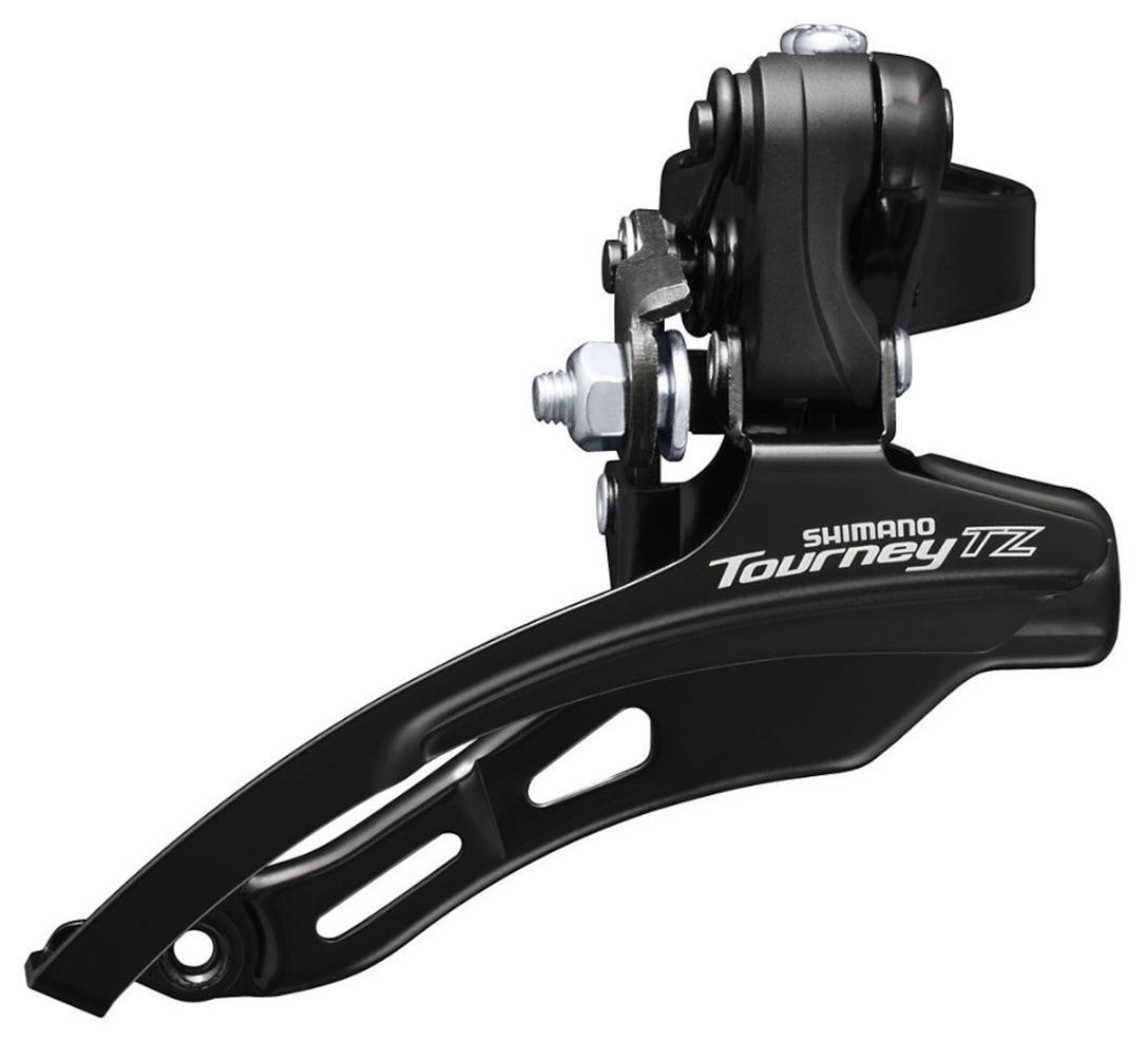 Запчасть Shimano TZ510, верхн. тяга, 31.8, 48T (AFDTZ510DSTM6) гребная тяга kraft fitness kfplr