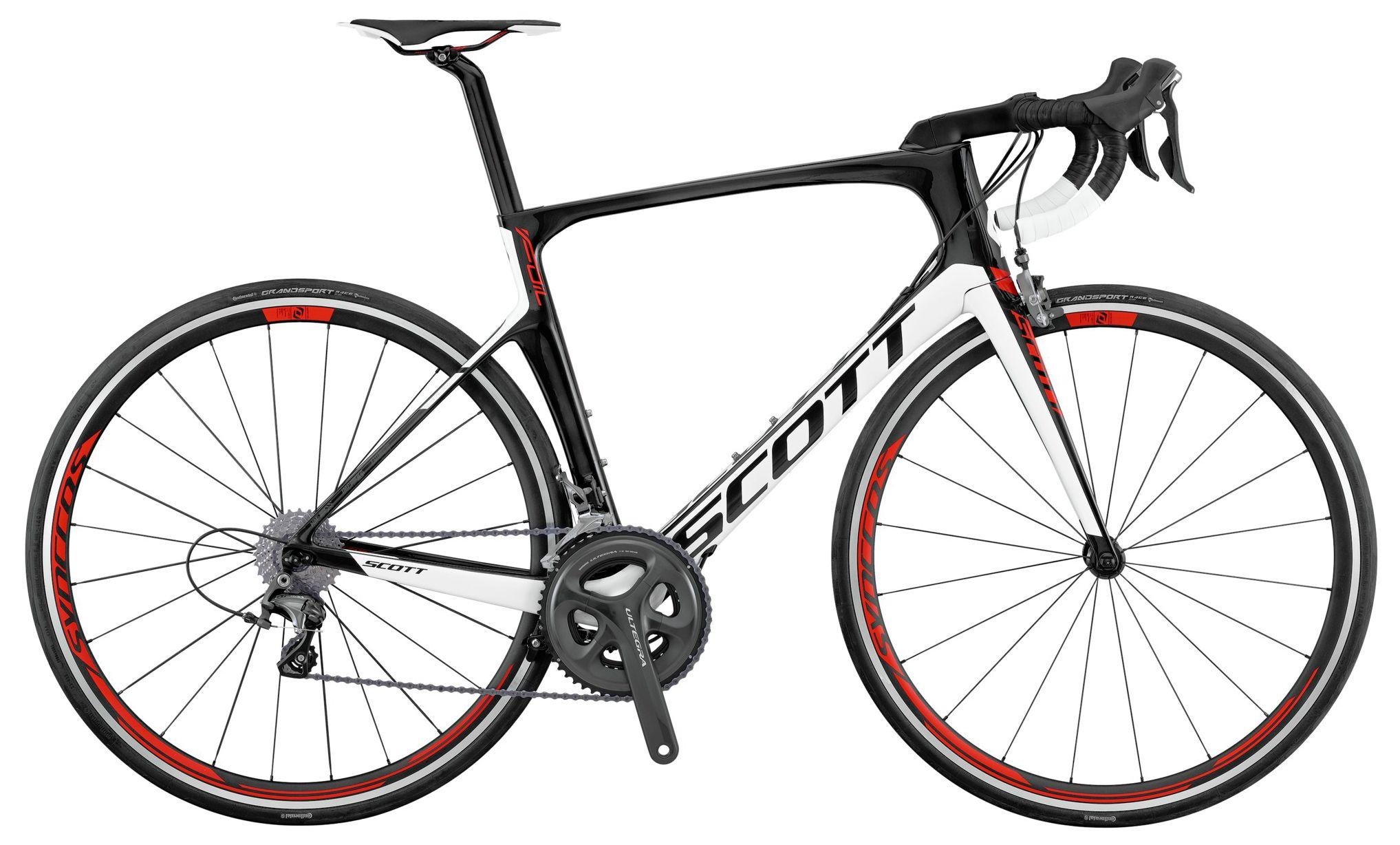 Велосипед Scott Foil 20 2016