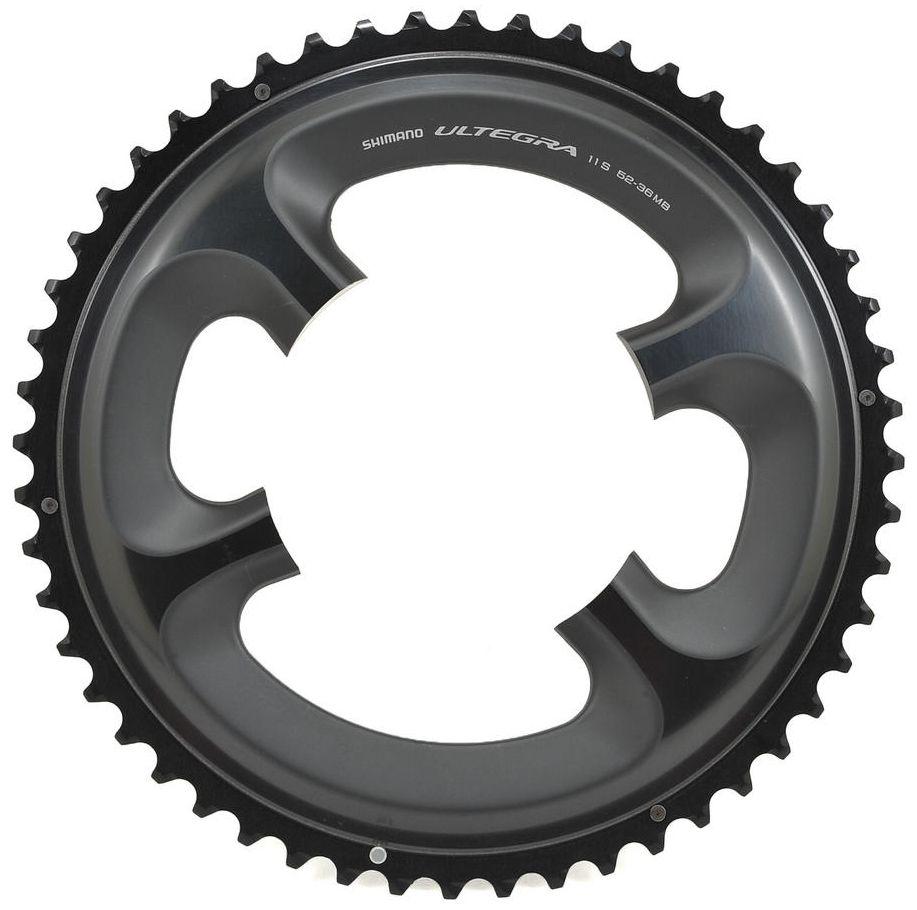 Запчасть Shimano передняя Ultegra для FC-6800 (Y1P498070) звезда передняя shimano ultegra fc 6800 50t ma черная для 50 34t y1p498060