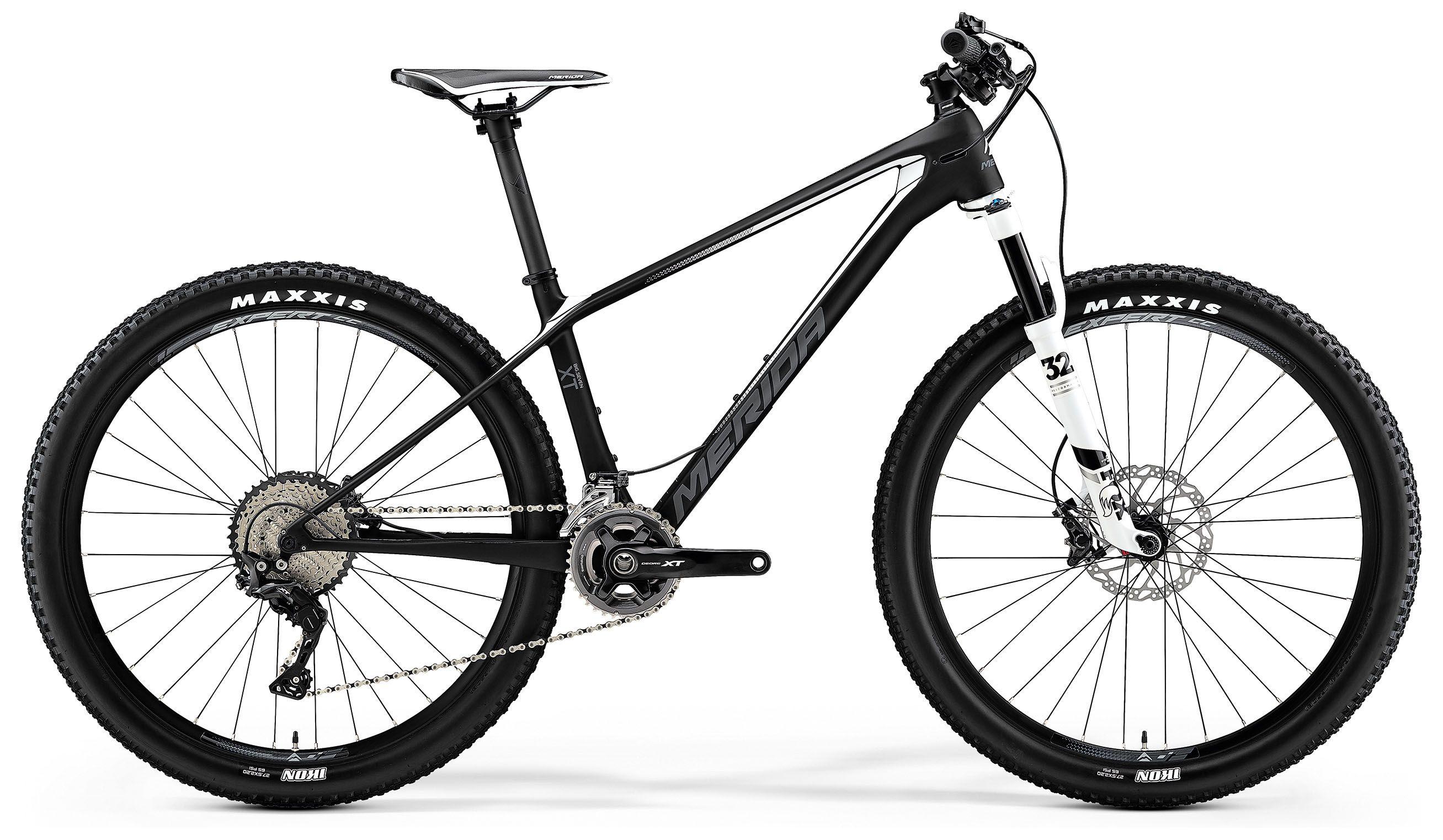 Велосипед Merida Big.Seven Xt 2018