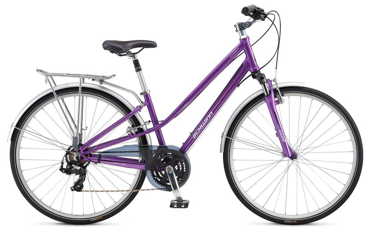 Велосипед Schwinn Voyageur Commute Women 2019 велосипед schwinn traveler women 2018