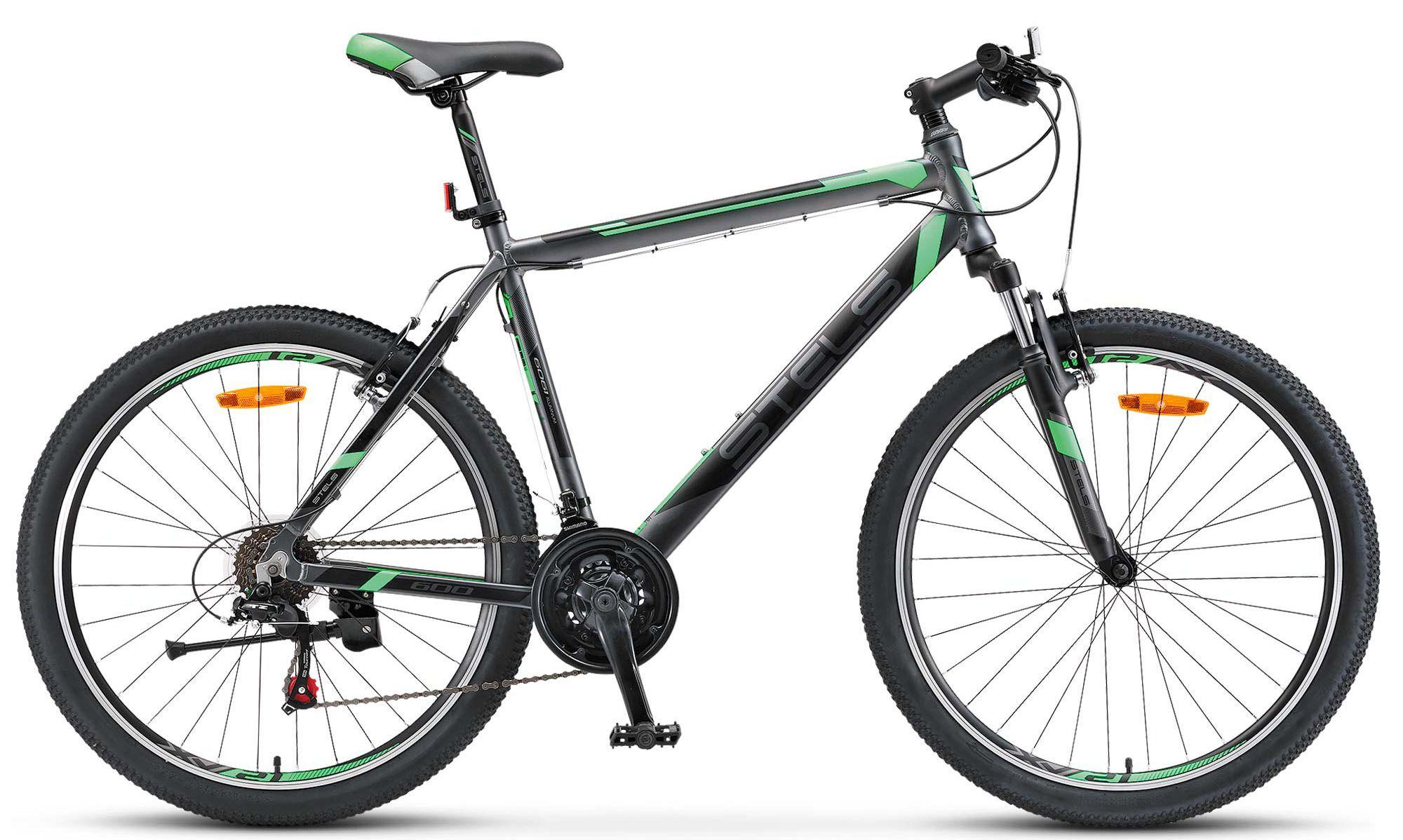 Велосипед Stels Navigator 600 V 26 2017 велосипед stels navigator 600 v 26 2016