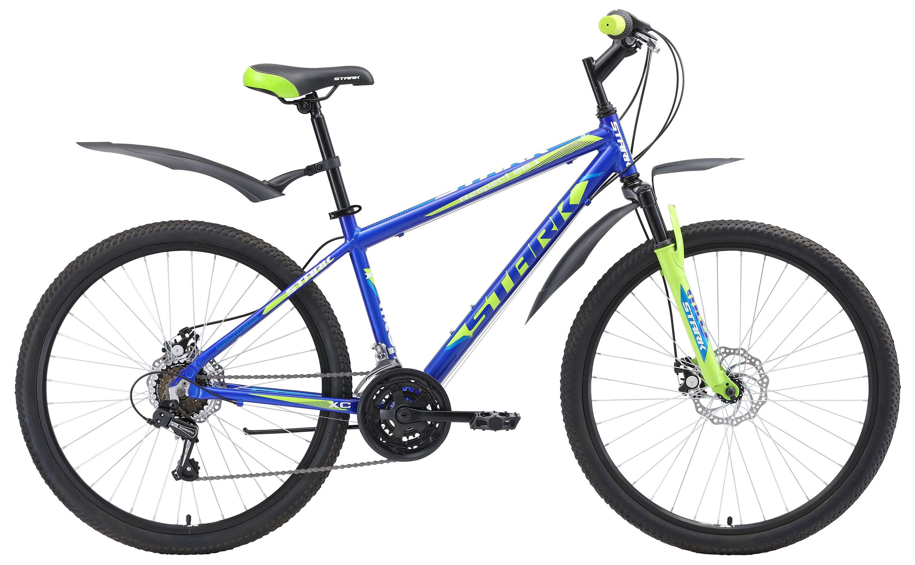 Велосипед Stark Respect 26.1 D 2018 велосипед stark tank 26 1 d 2017