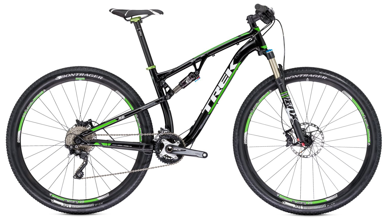 Велосипед Trek Superfly FS 8 2014,  Горные  - артикул:284044