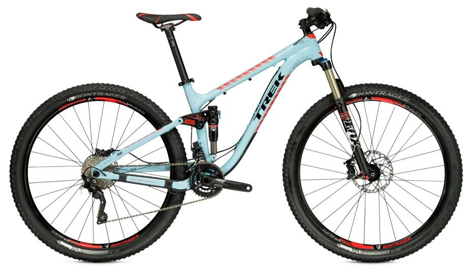 Велосипед Trek Fuel EX 8 29 2015 велосипед trek boone 9 disc 2015