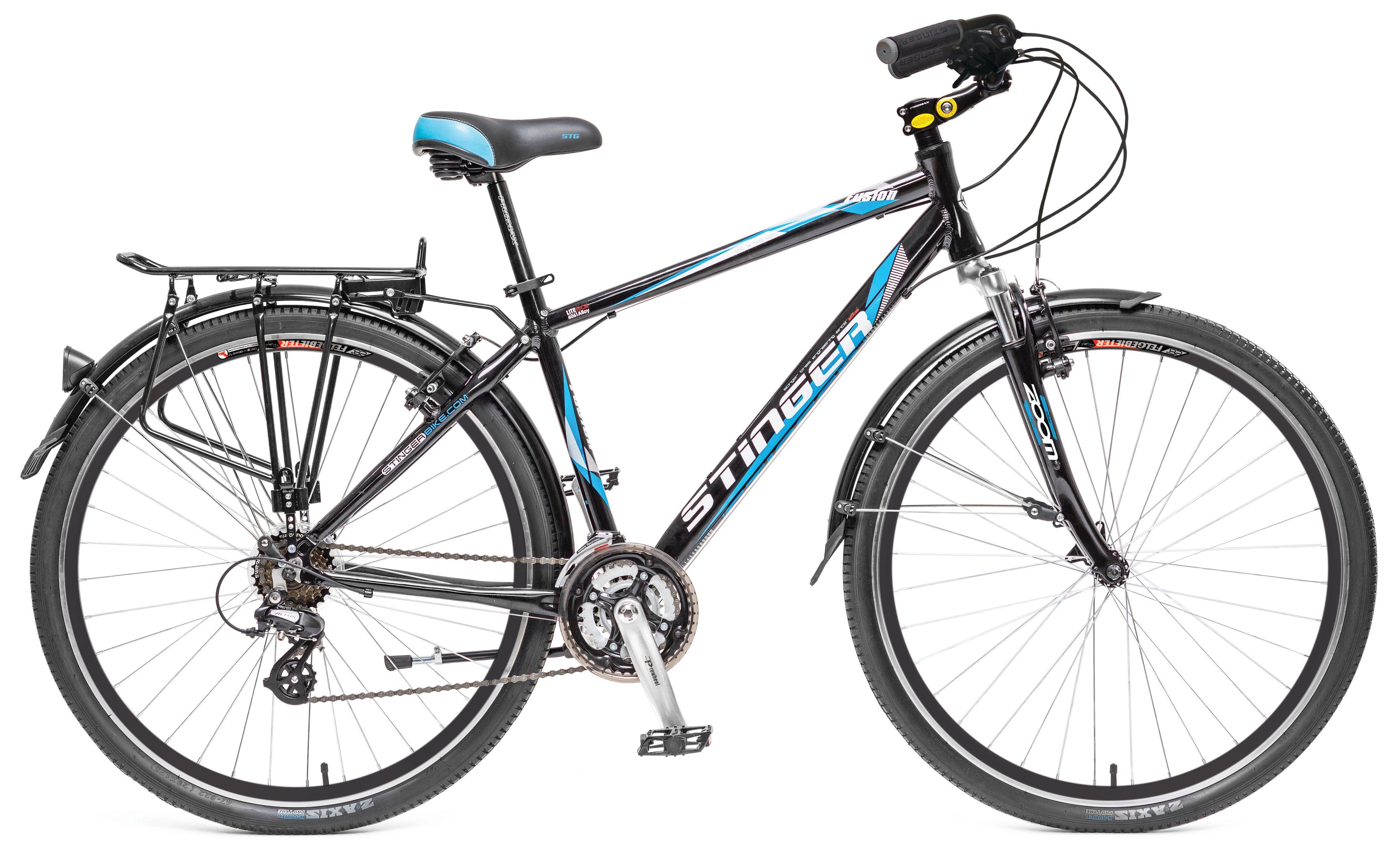 Велосипед Stinger Fusion 28 2017