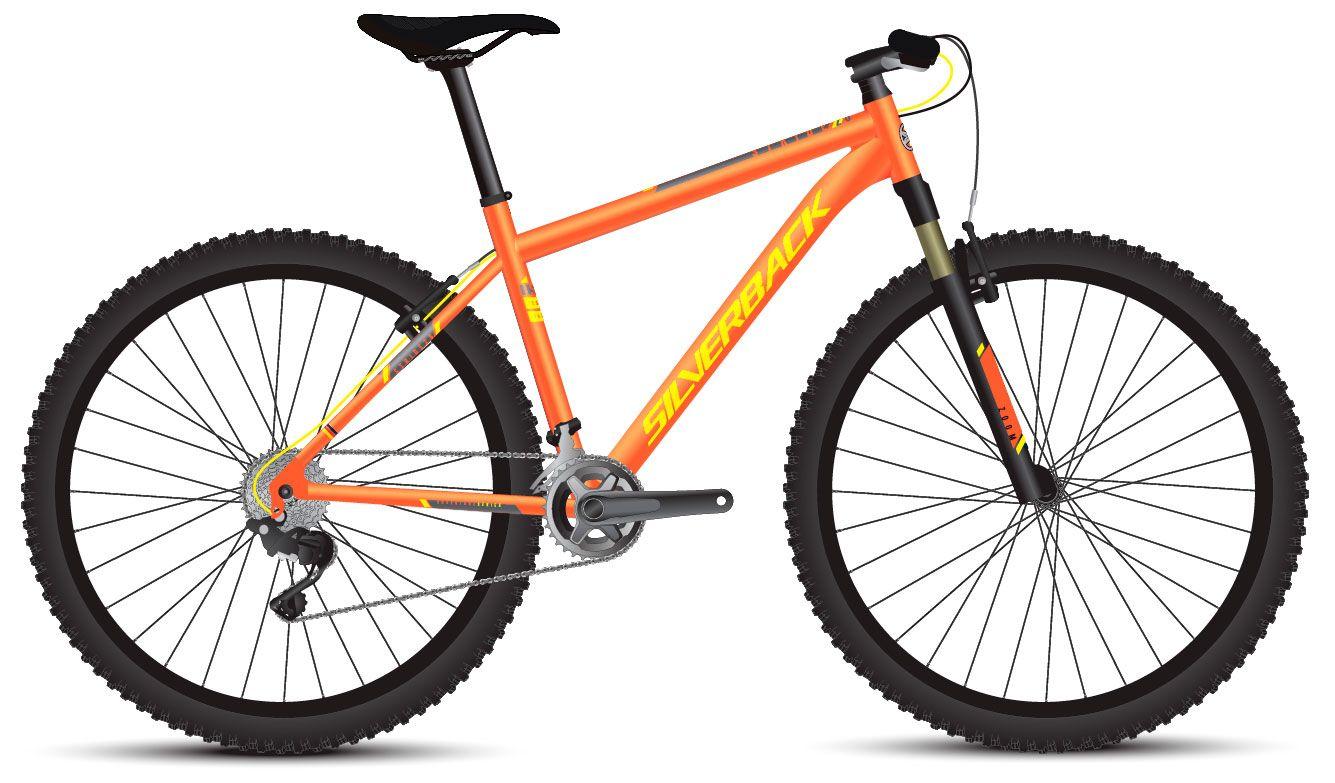 Велосипед Silverback Stride 26-V 2018 велосипед silverback stride 15 2016