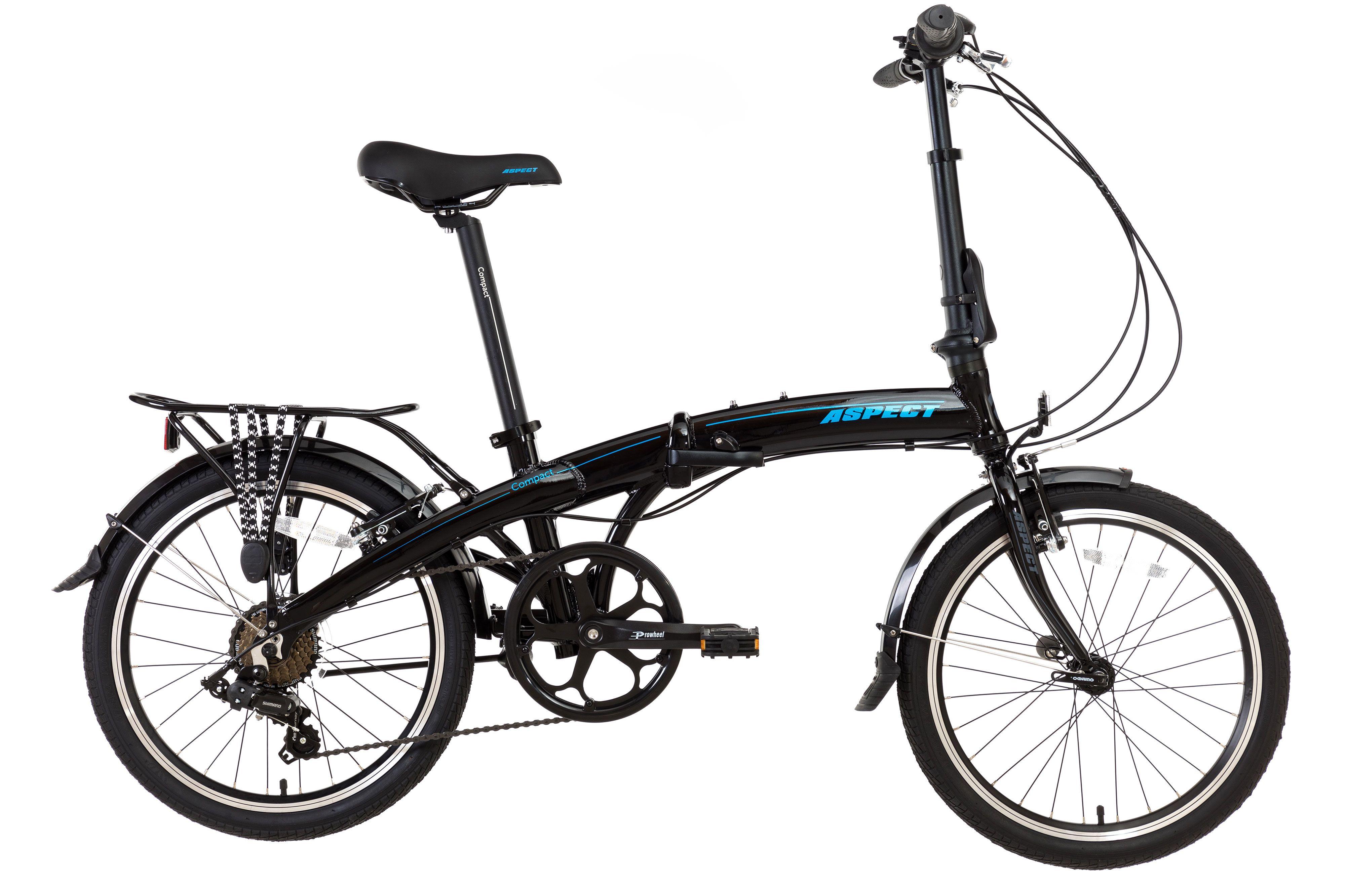 Велосипед Aspect Compact 2017,  Складные  - артикул:268881