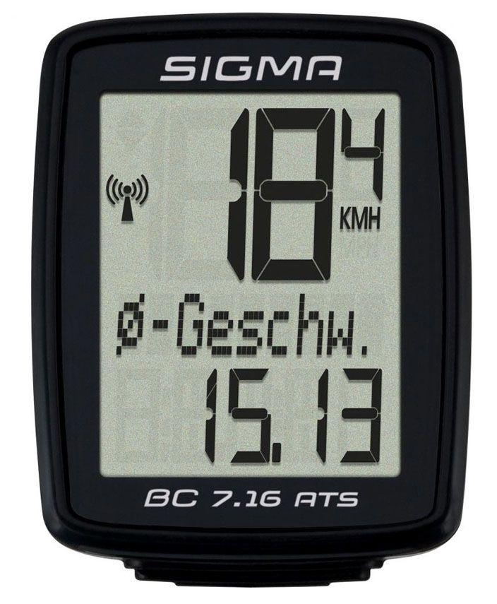 Аксессуар SIGMA BC 7.16 ATS,7 функций