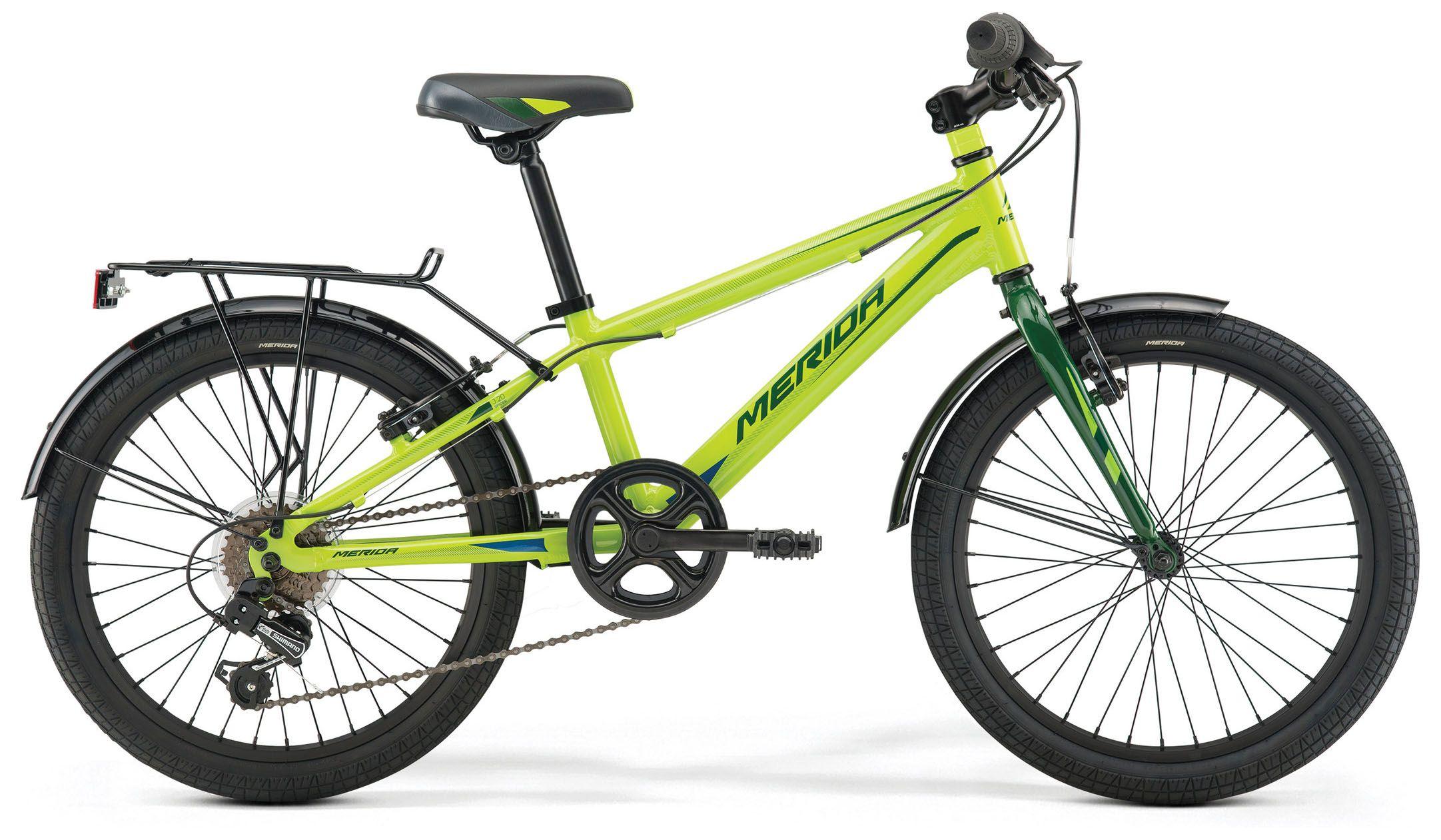 Велосипед Merida Spider J20 2017