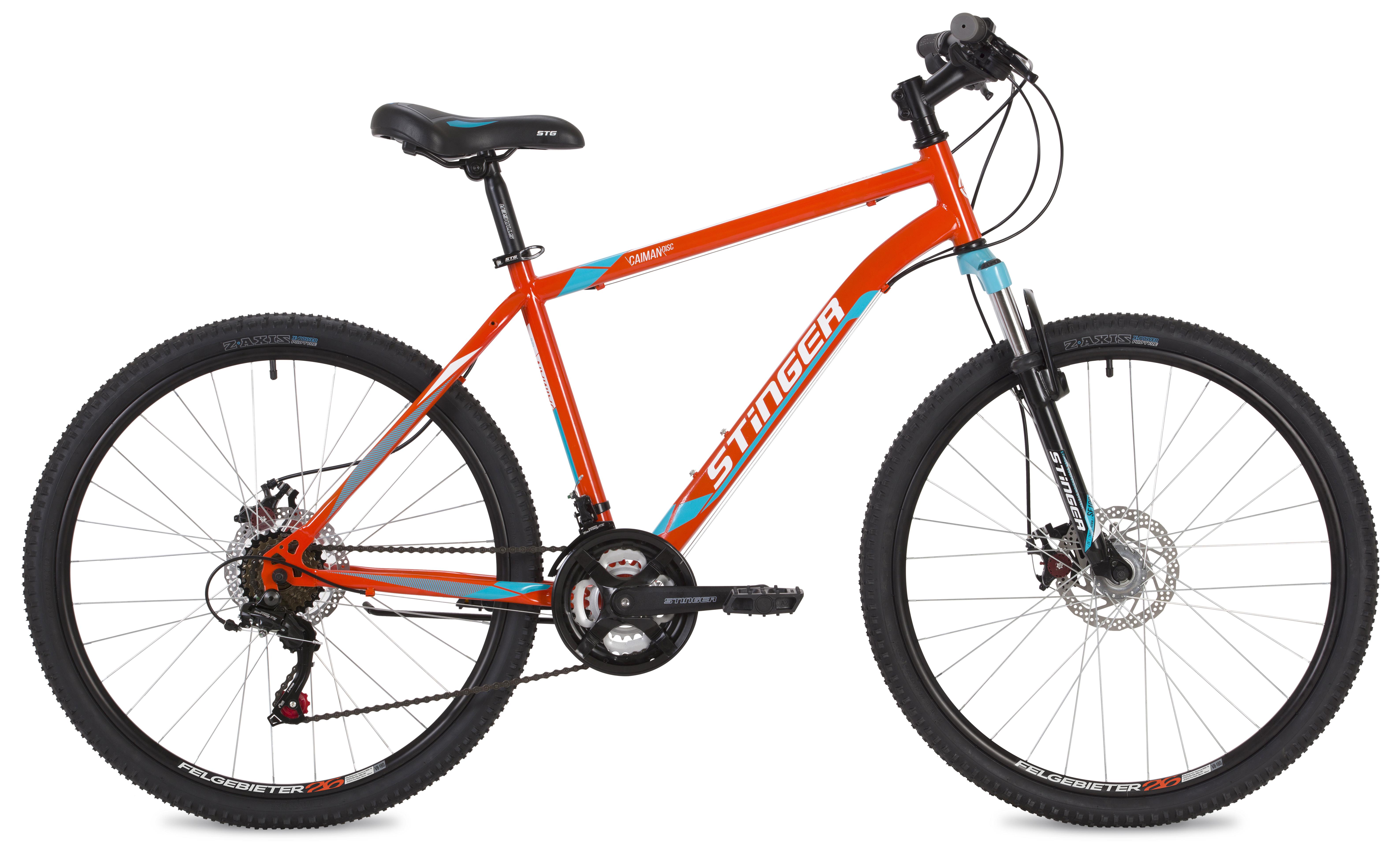 Велосипед Stinger Caiman D 26 2019 цена