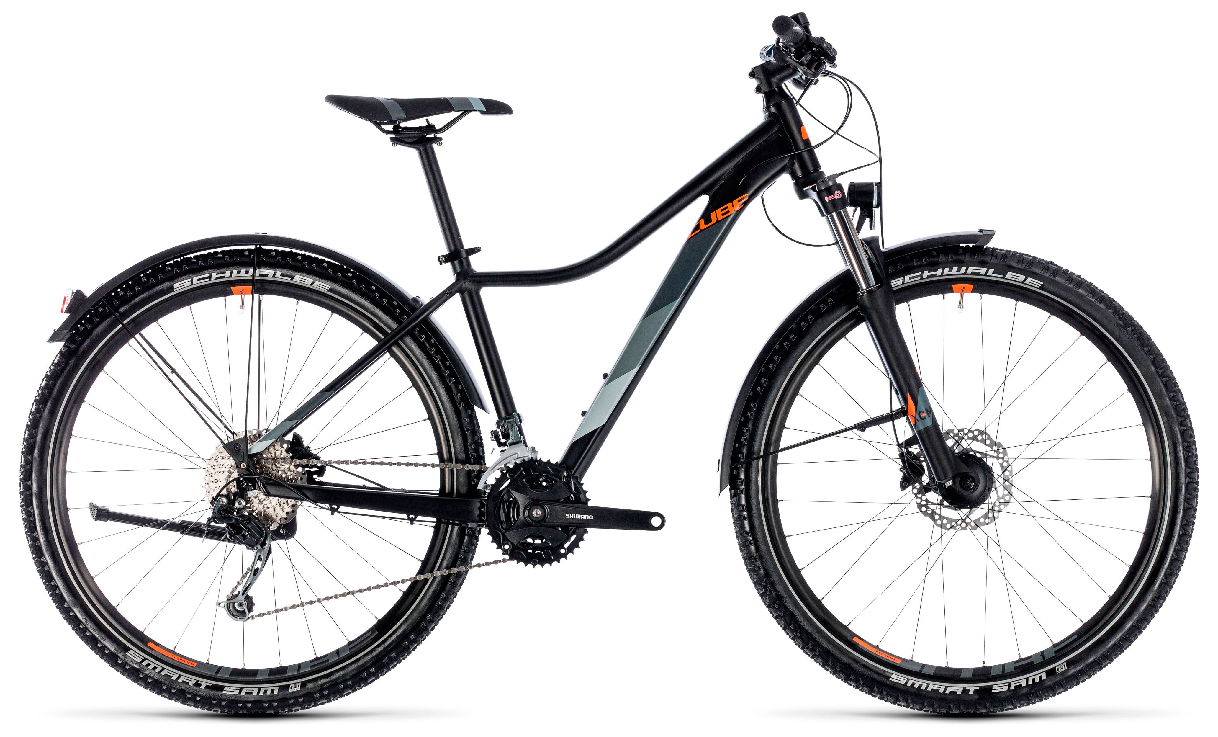 Велосипед Cube Access WS Pro Allroad 27,5 2018 велосипед cube attain pro disc 2018