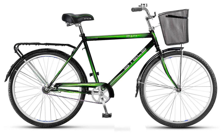 Велосипед Stels Navigator-210 Gent (Z010) 2017 велосипед stels navigator 310 2016