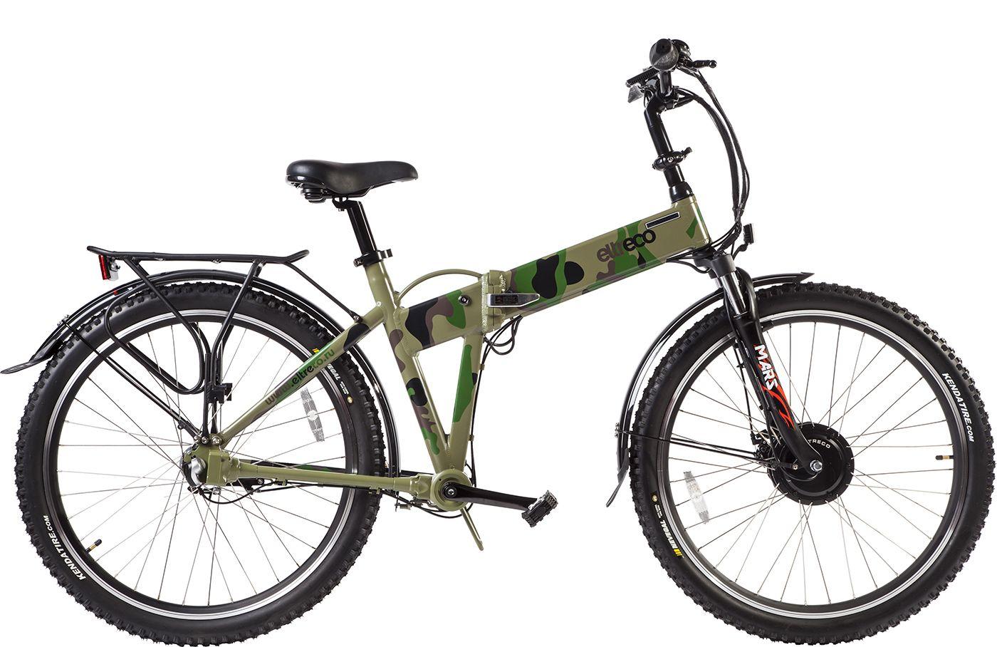 Велосипед Eltreco Patrol Кардан 26 2016