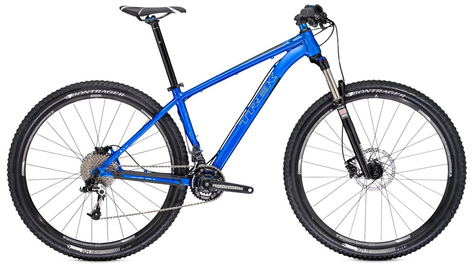 Велосипед Trek Stache 7 2014,  Горные  - артикул:284027