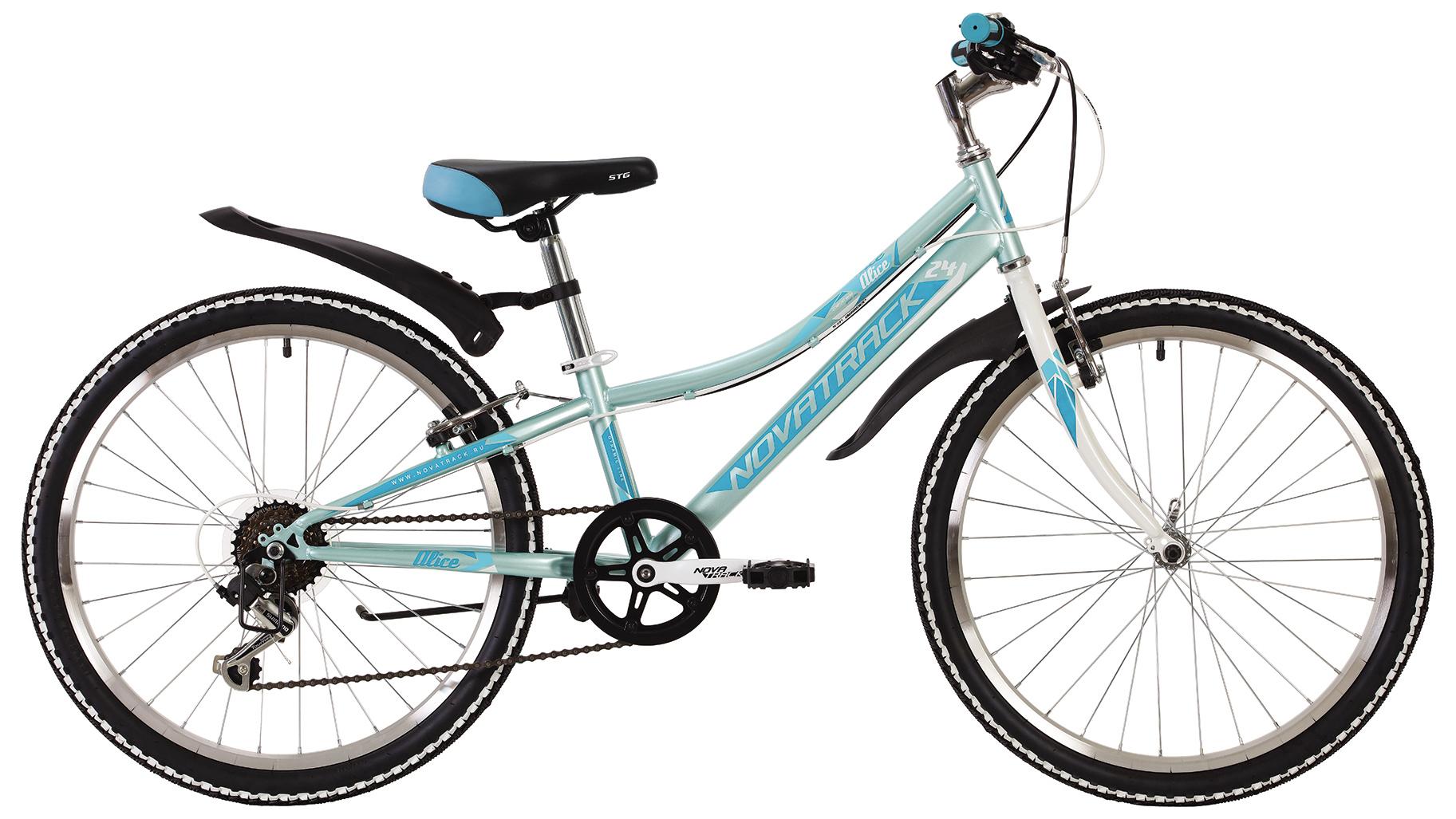 Велосипед Novatrack Alice 24 2019 велосипед novatrack 16 зебра бордово белый 165 zebra clr6