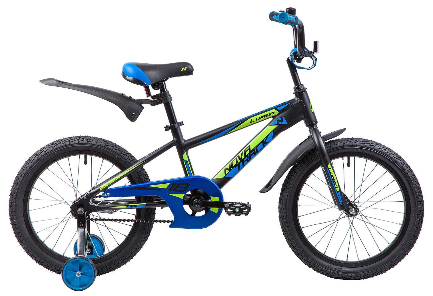 Велосипед Novatrack Lumen 18 2019 велосипед детский novatrack urban цвет красный 18