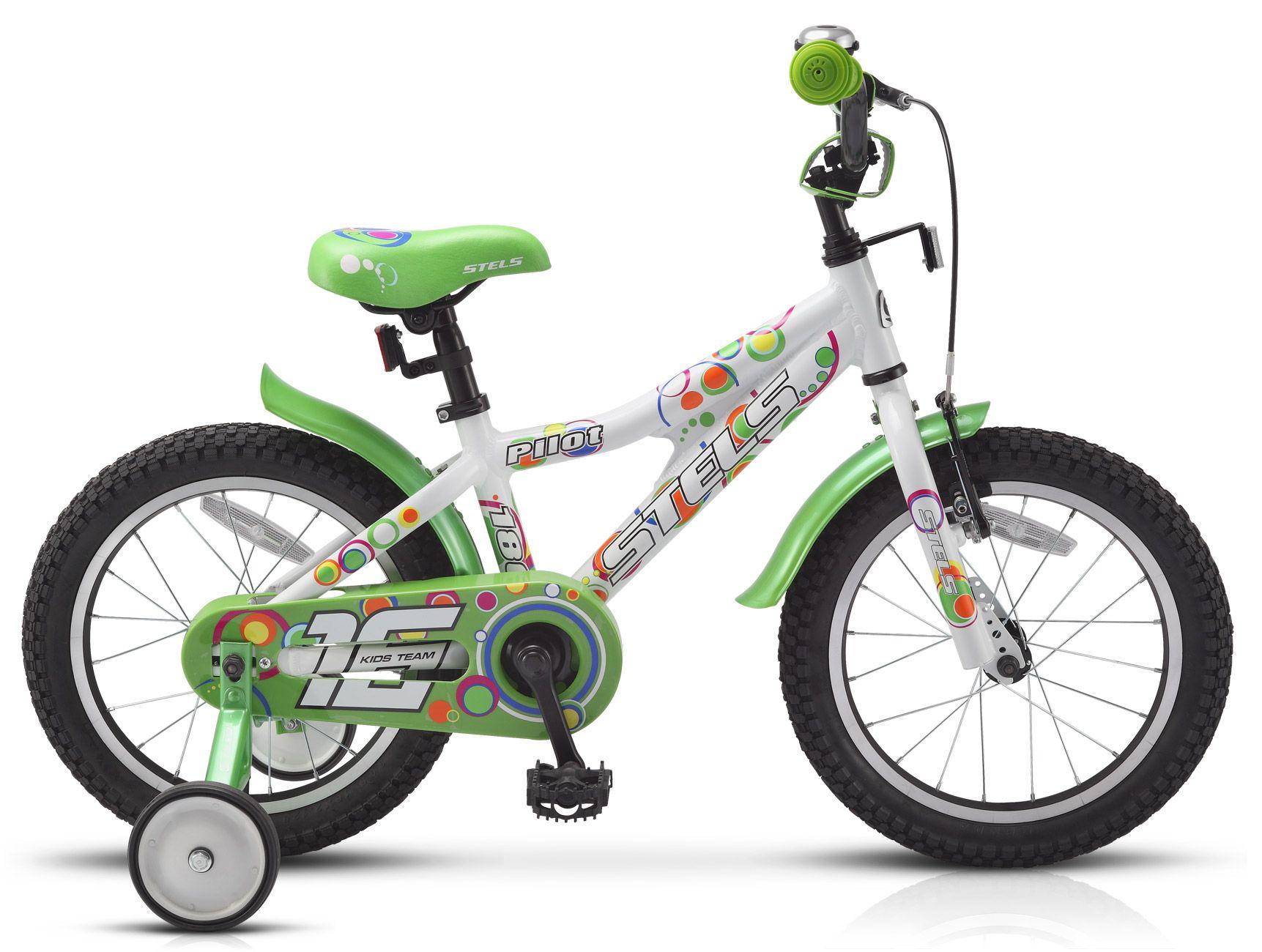 Велосипед Stels Pilot 180 16 2015 велосипед stels talisman chrome 16 2013
