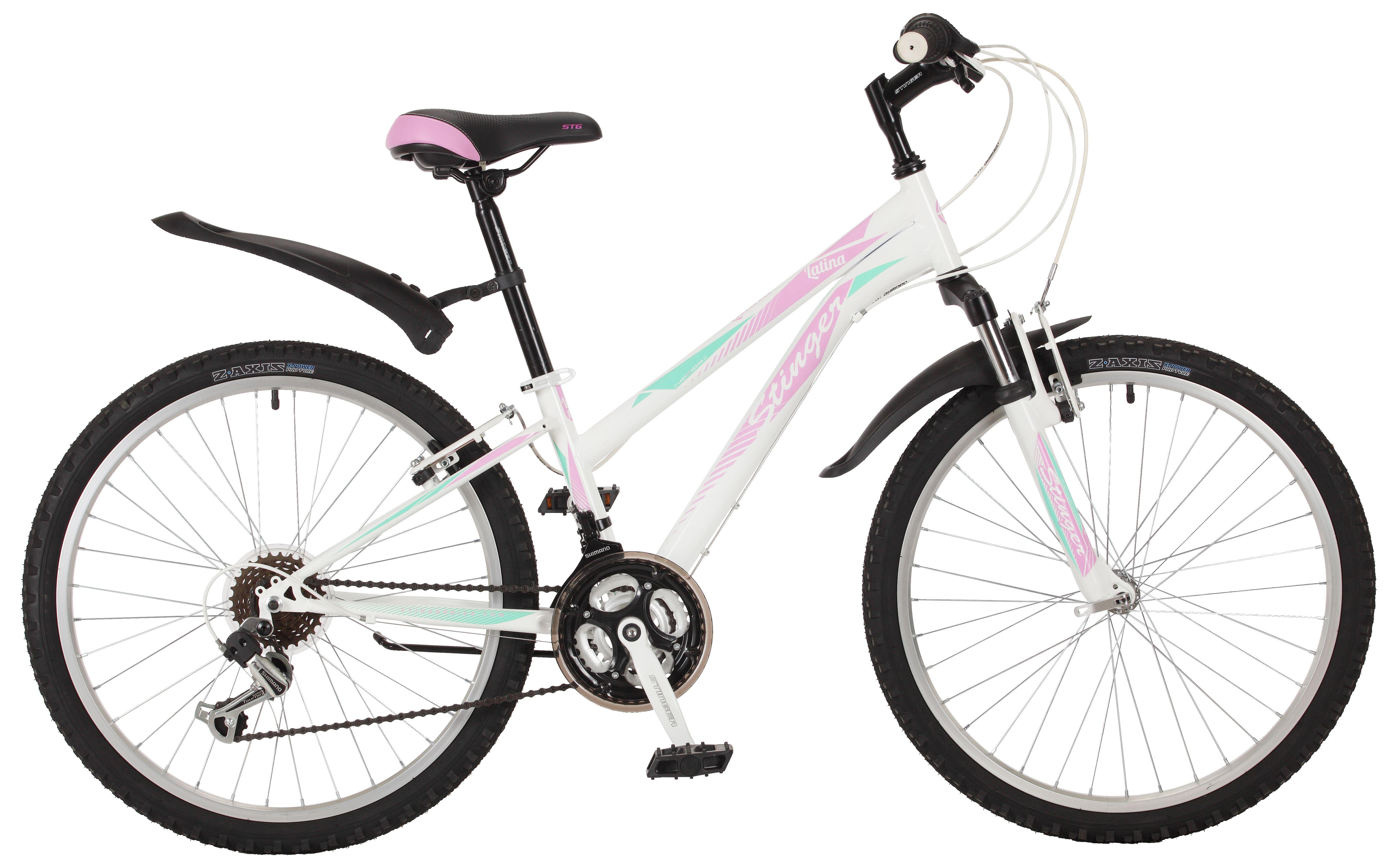 Велосипед Stinger Latina 24 2017 велосипед stinger galaxy 24 2016