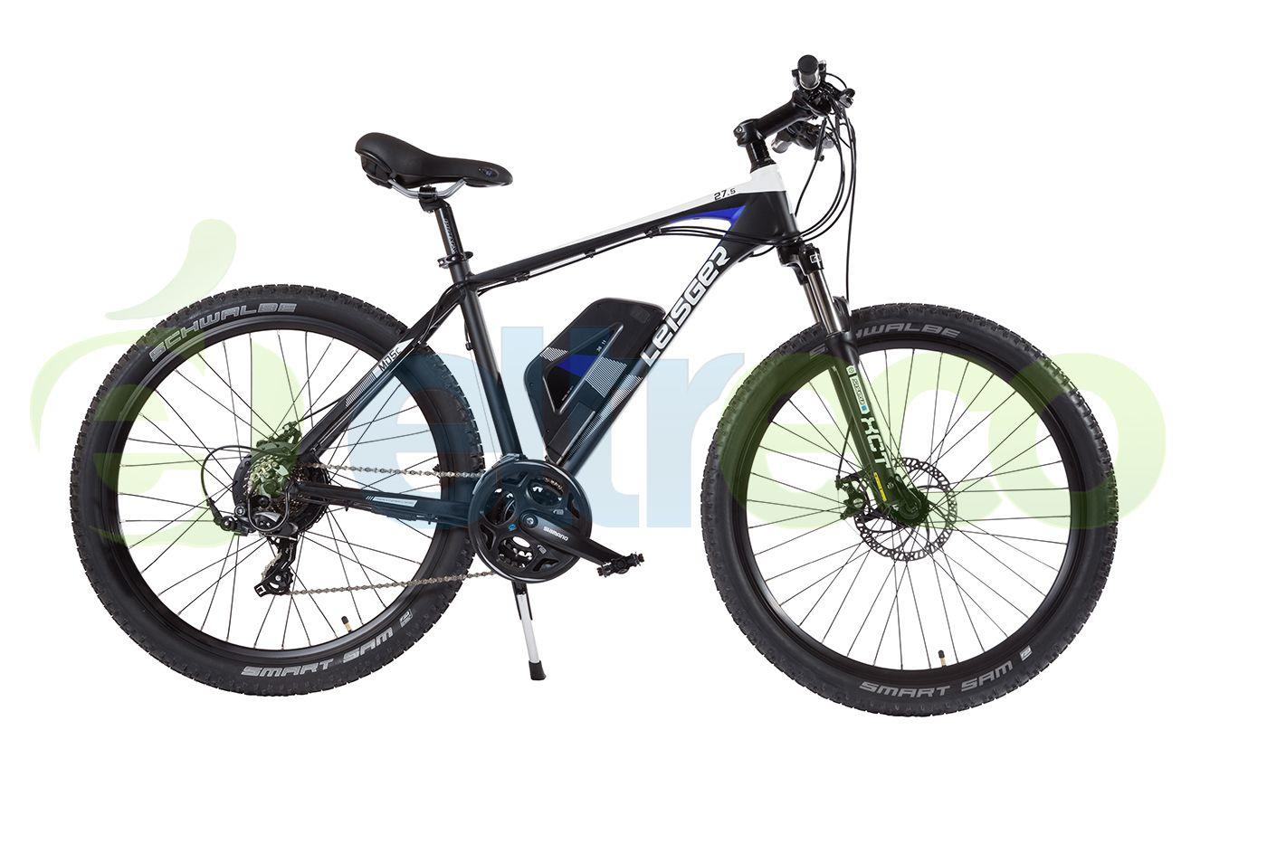 Велосипед Eltreco Leisger MD5 Basic 27,5 2016