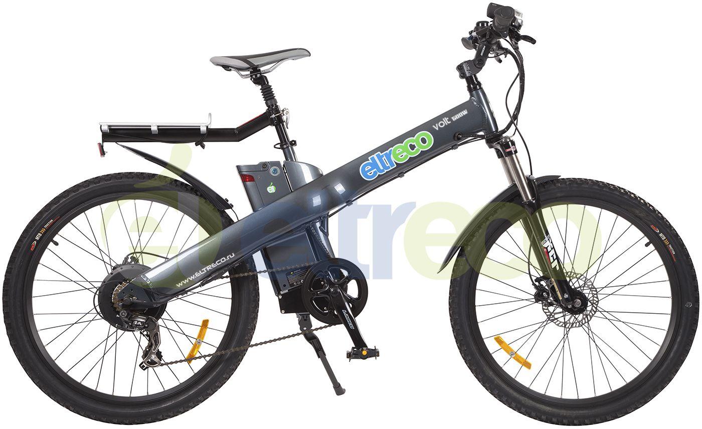 Велосипед Eltreco от Велосайт