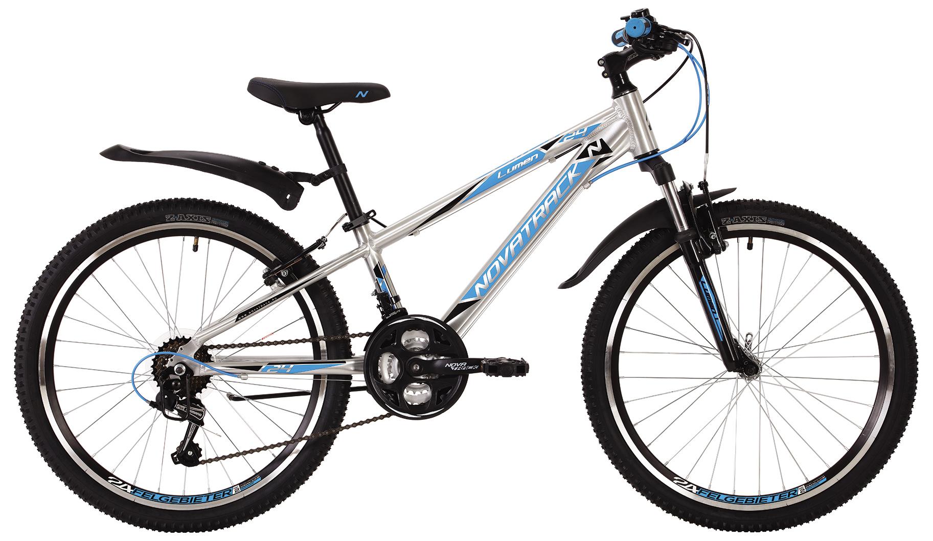 Фото - Велосипед Novatrack Lumen 24 2019 велосипед novatrack 24 lumen алюм рама 11 синий