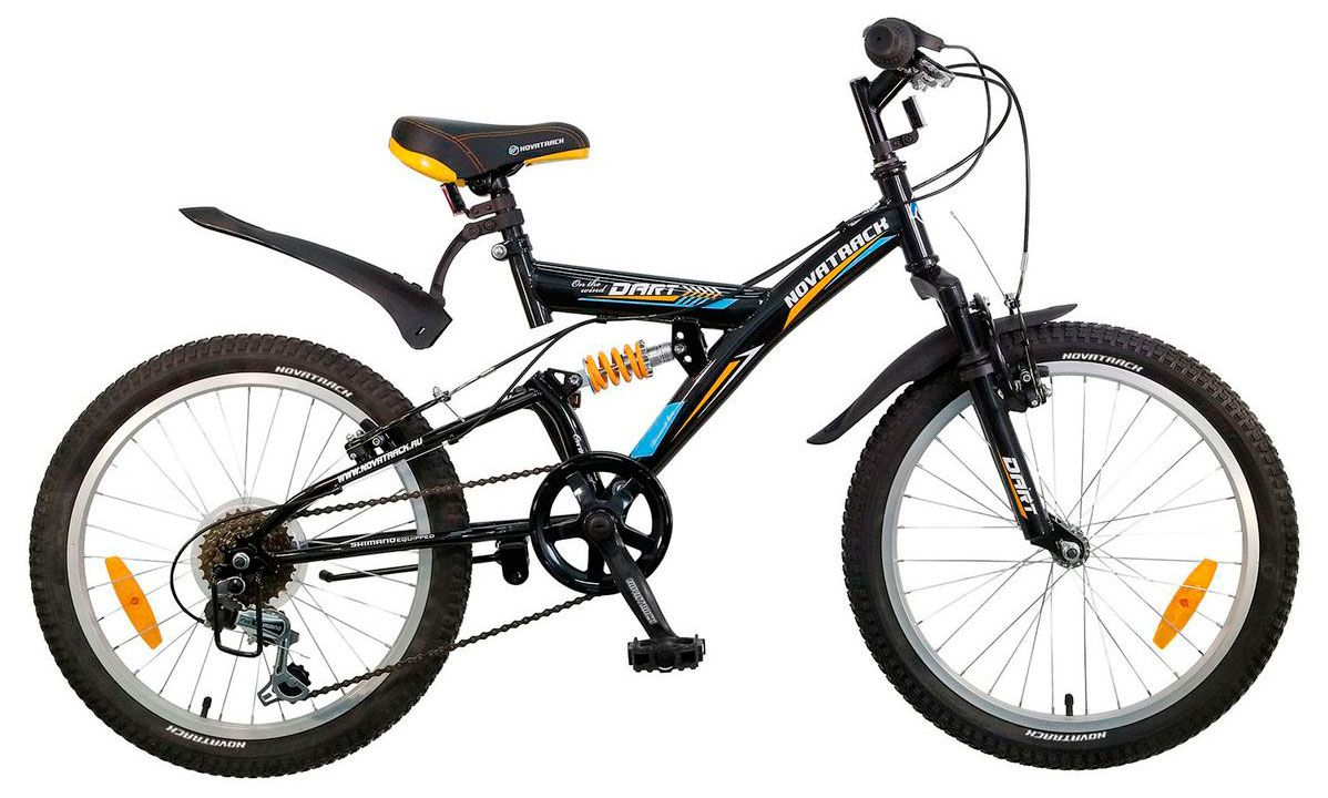 Велосипед Novatrack Dart 20 2015 novatrack cruiser 20 2015