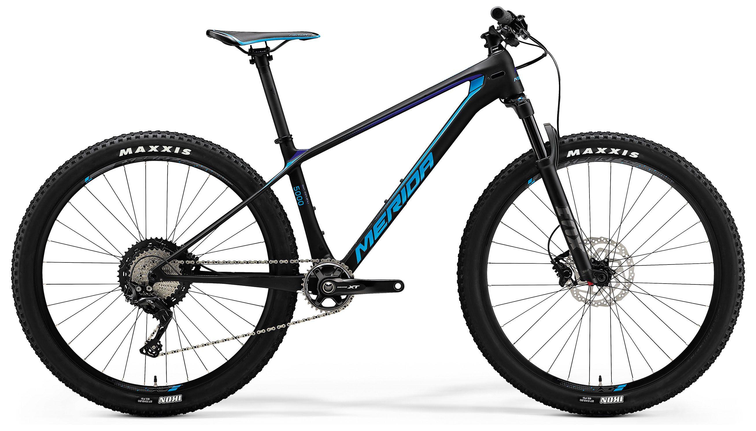 Велосипед Merida Big.Seven 5000 2018