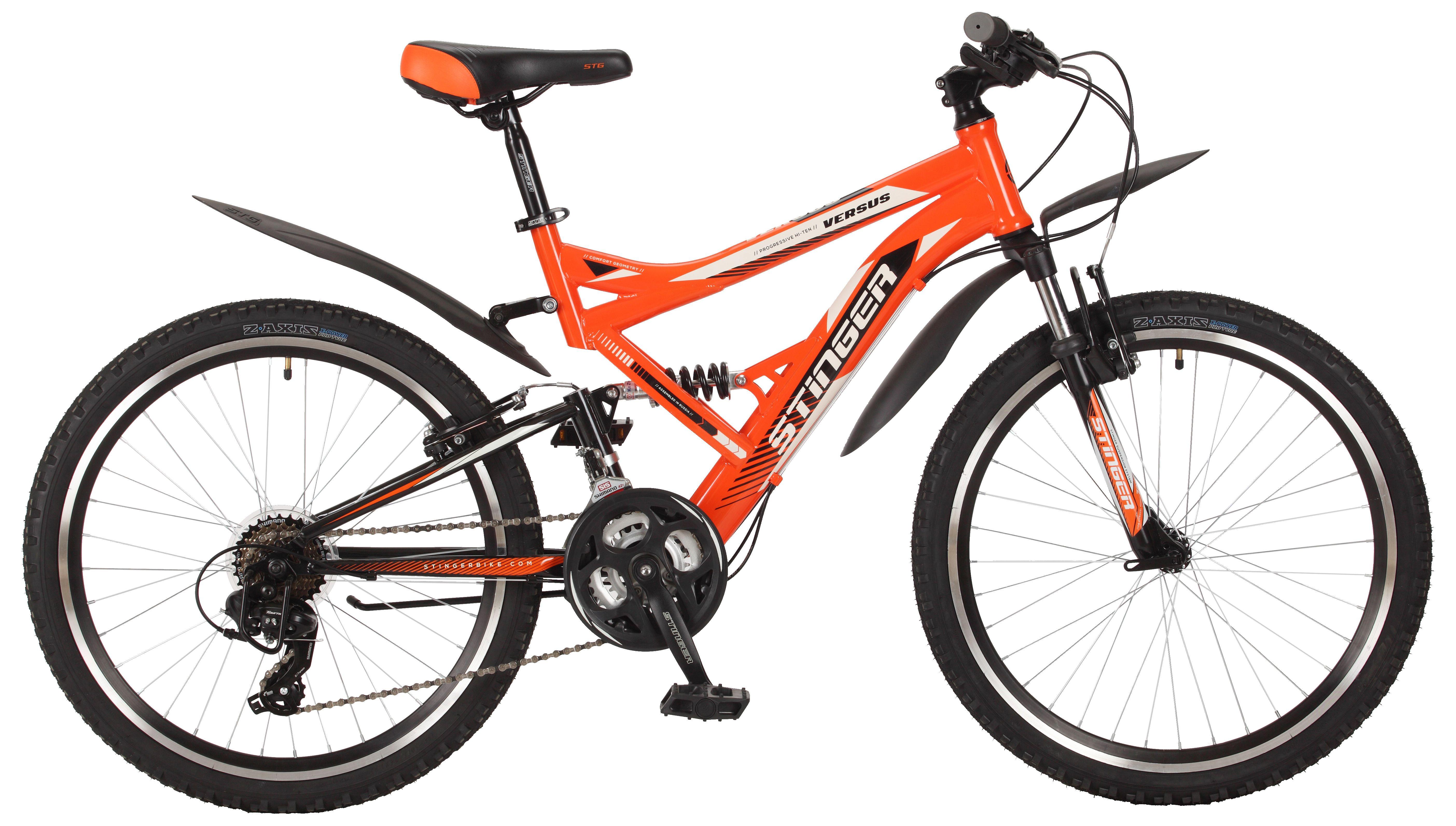 Велосипед Stinger Versus 24 2017 велосипед stinger versus 24 2016