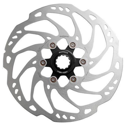 Запчасть Shimano SLX RT70, 203мм, C.Lock (ISMRT70L) тормозной диск shimano slx rt70 180 мм