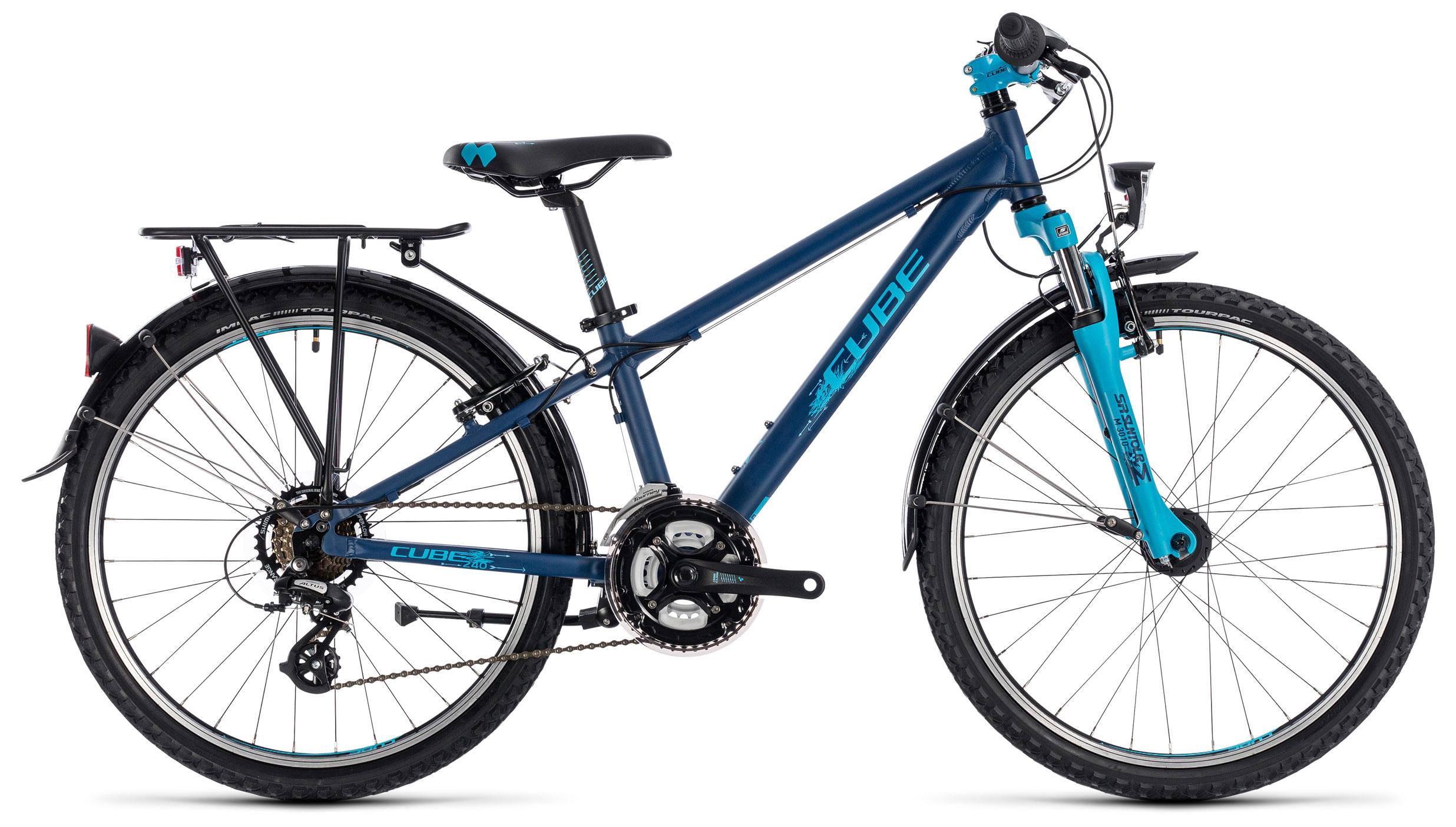 Велосипед Cube Kid 240 Street 2019 велосипед cube kid 240 street 2015