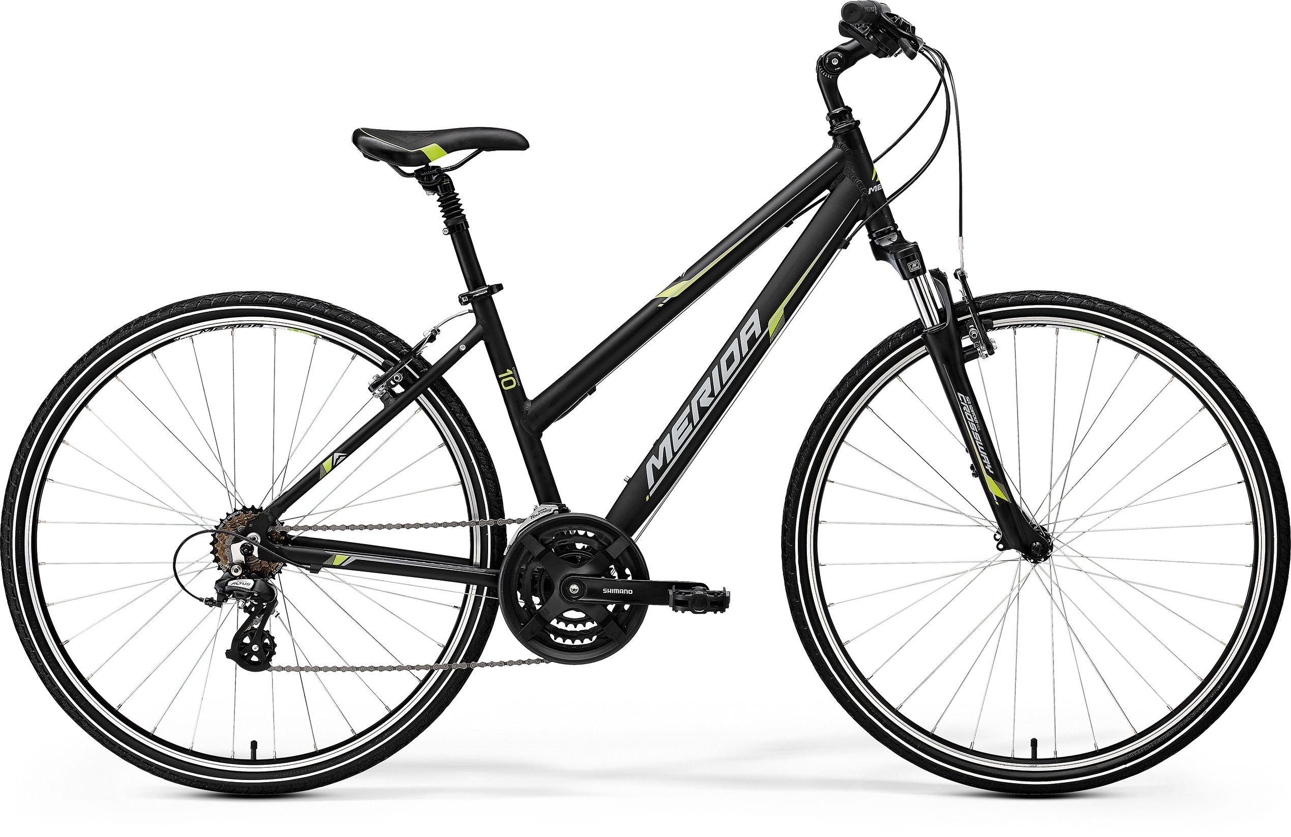 Велосипед Merida Crossway 10-V-lady 2017 женский велосипед навигатор купить в пензе