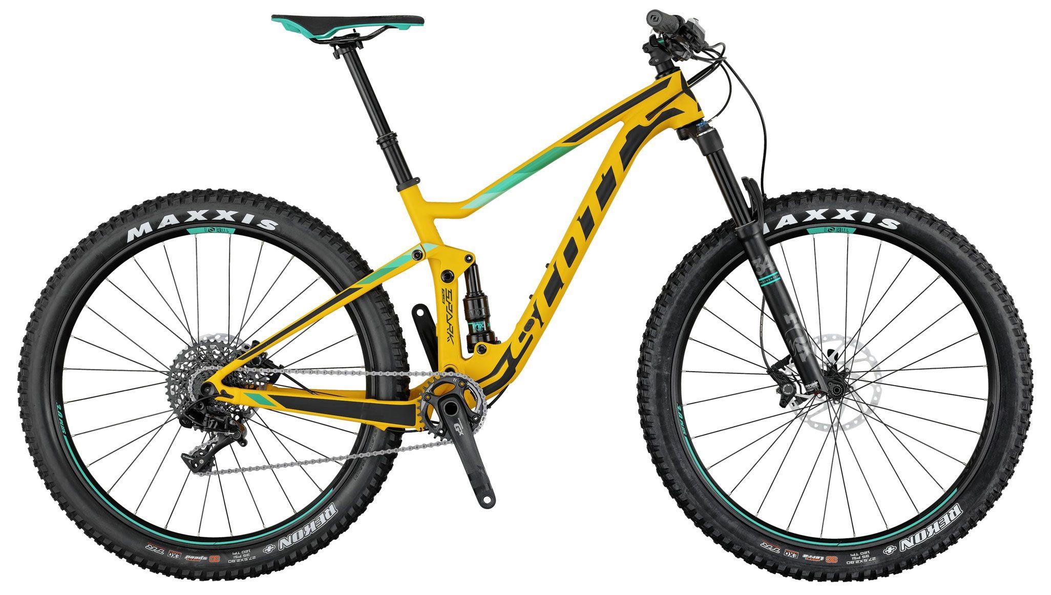 Велосипед Scott Spark 720 Plus 2017,  Двухподвесы  - артикул:276060