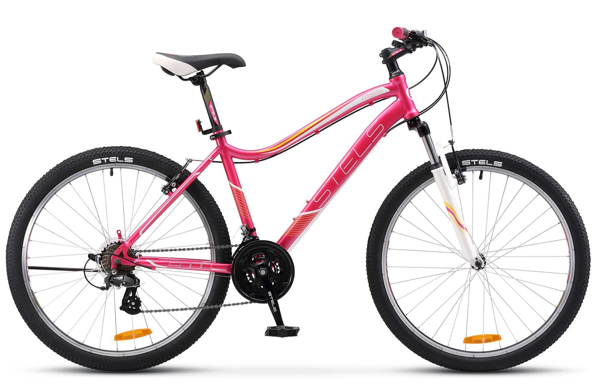 Велосипед Stels Miss 5000 V 26 (V020) 2018