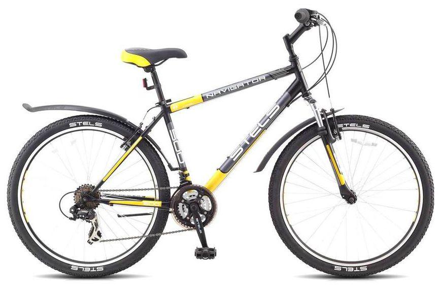 Велосипед Stels Navigator 600 MD (V030) 2017 велосипед stels navigator 610 md 27 5 v030 2017