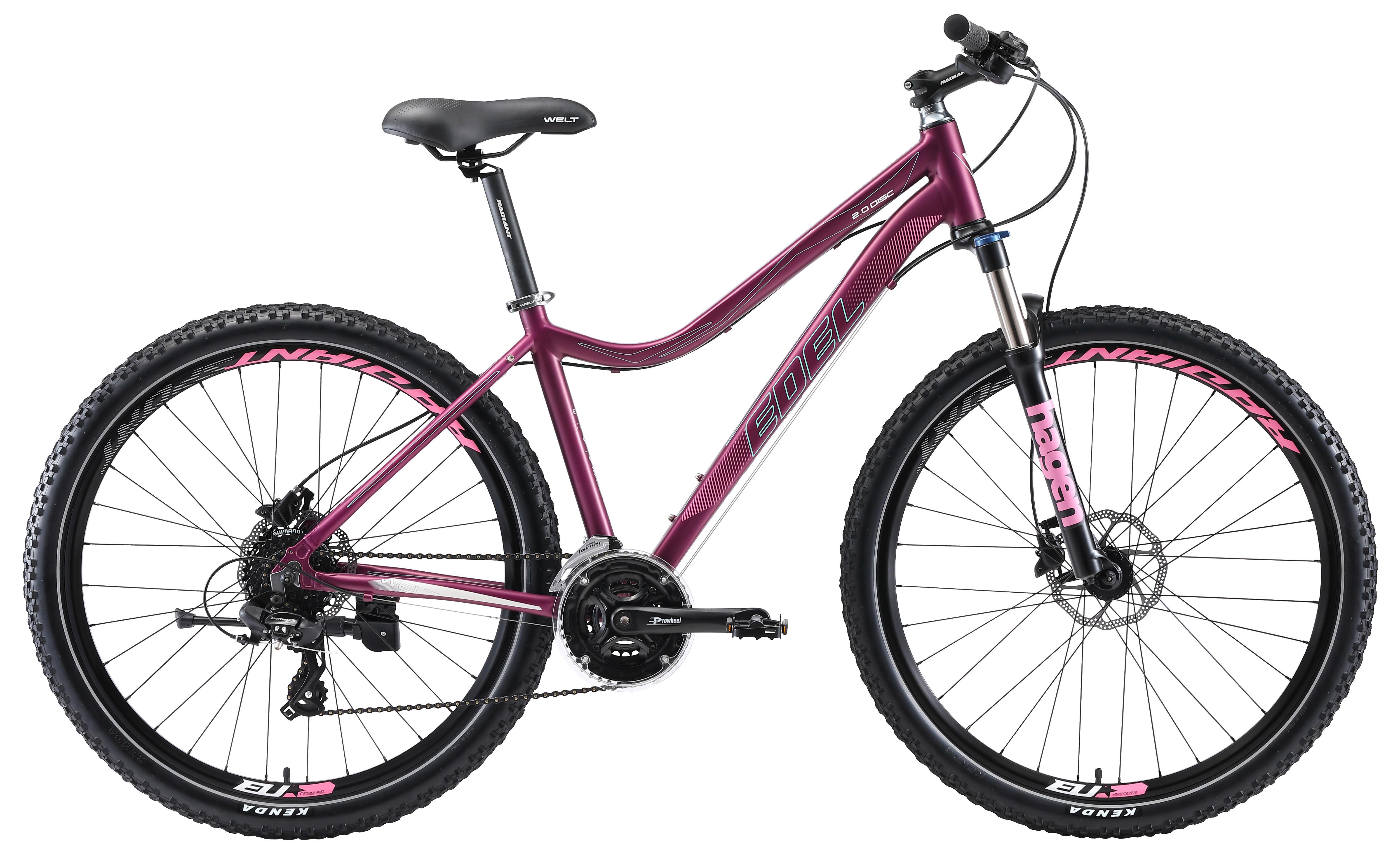 все цены на Велосипед Welt Edelweiss 2.0 HD 27 2019 онлайн