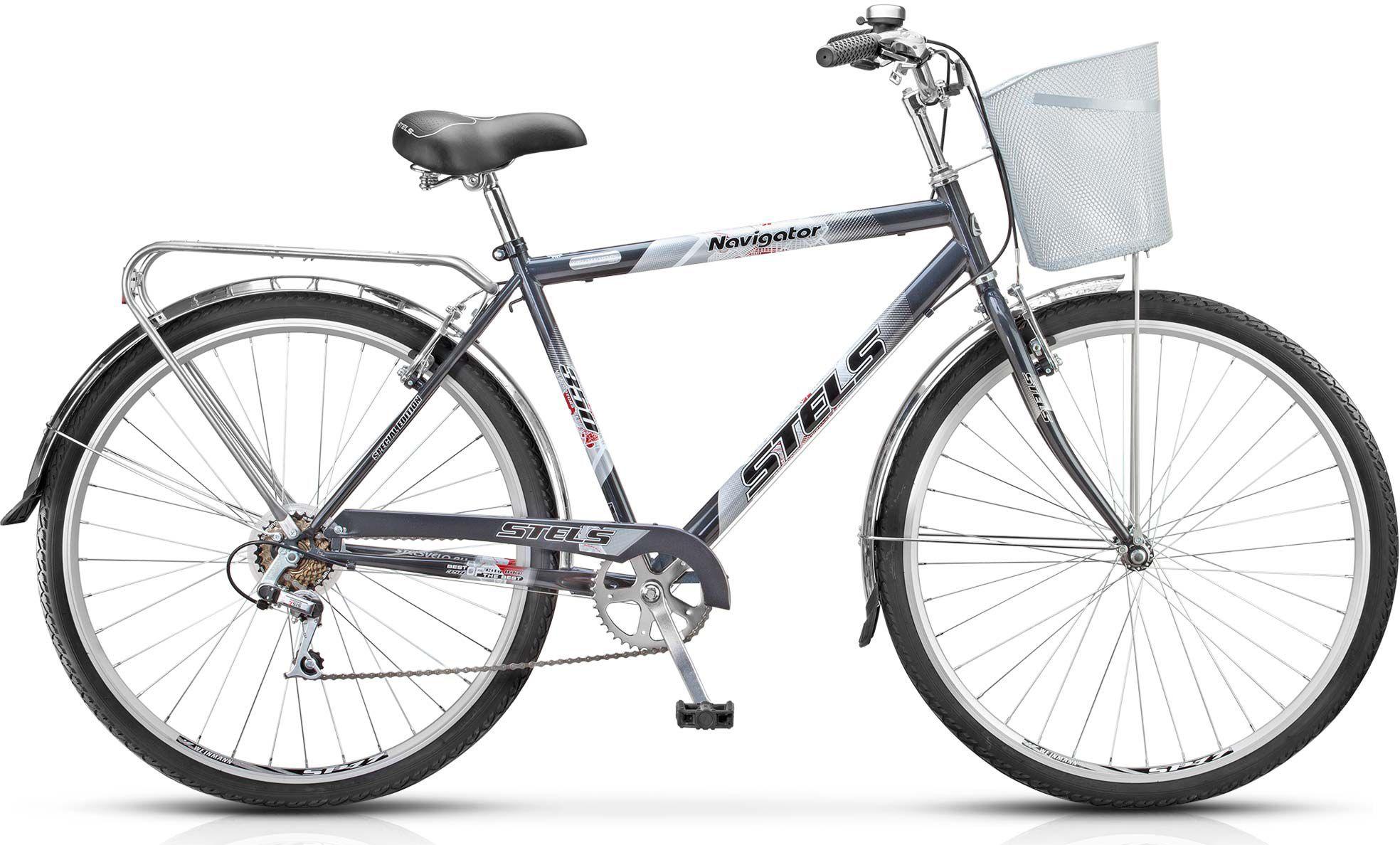 Велосипед Stels Navigator 350 Gent 2017 велосипед stels navigator 350 2016